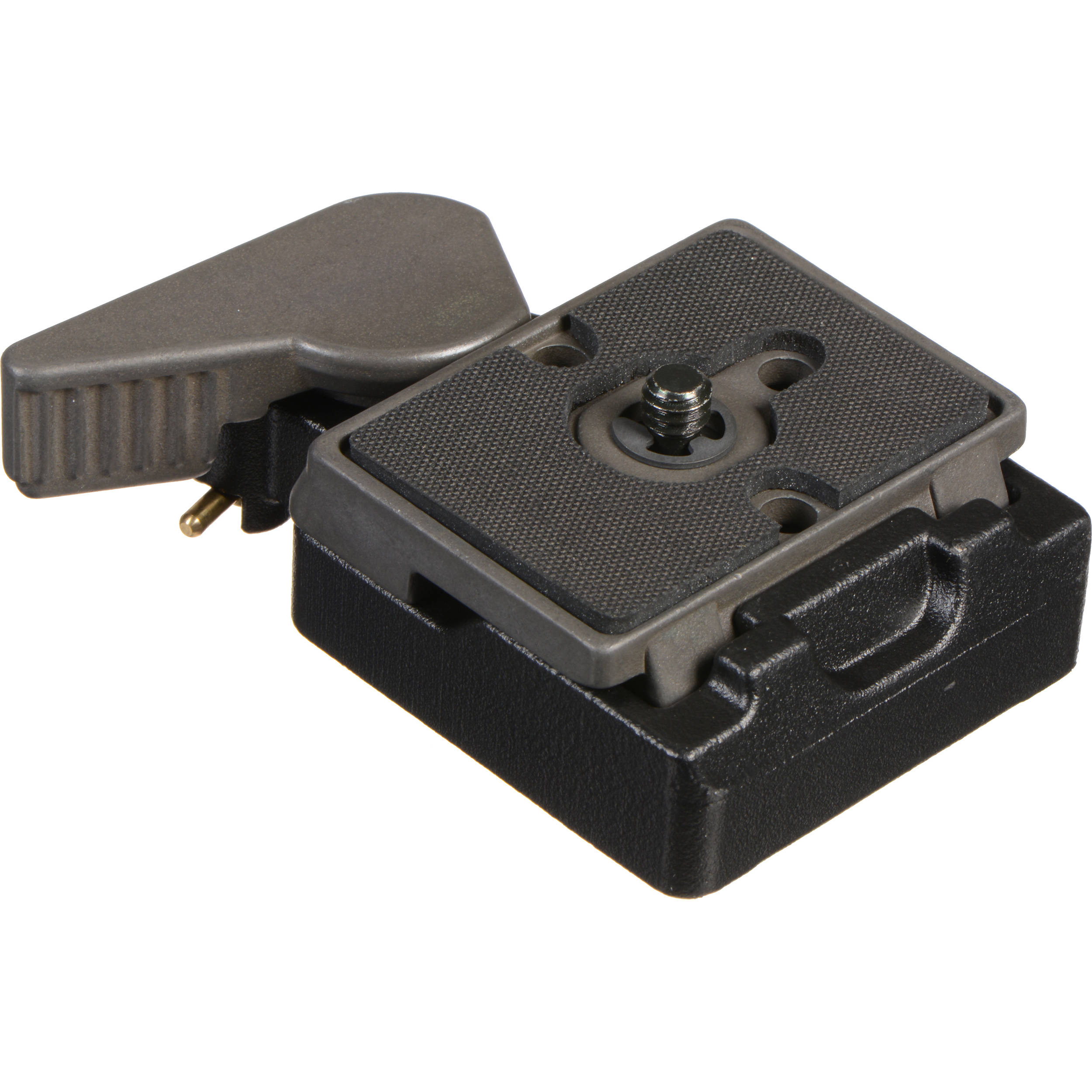 323 RC2-System Quick Release Adapter für Manfrotto Kugelkopf 200PL-14 QR-Pl FG#1