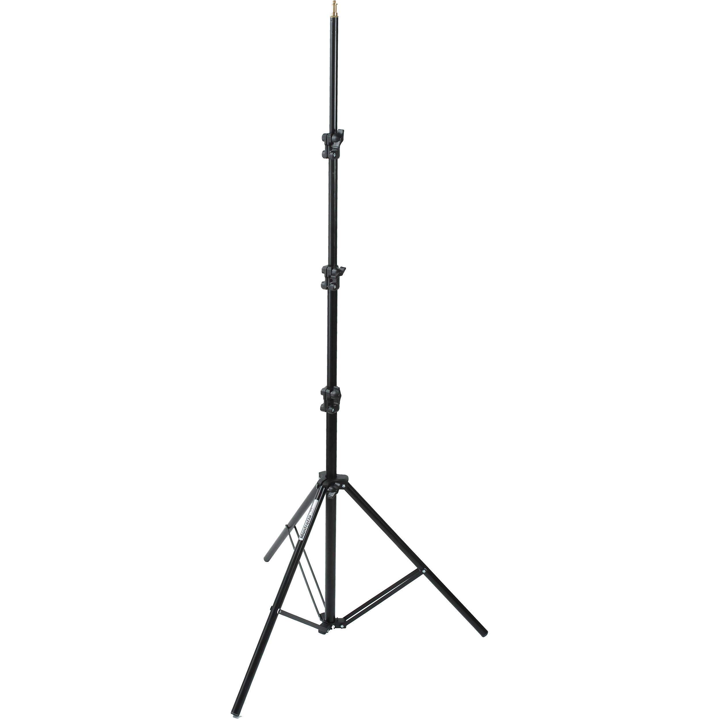 Manfrotto 367b Basic Light Stand 9 27m Bh Photo Guitar Humbucker Coax Wiring Diagrams