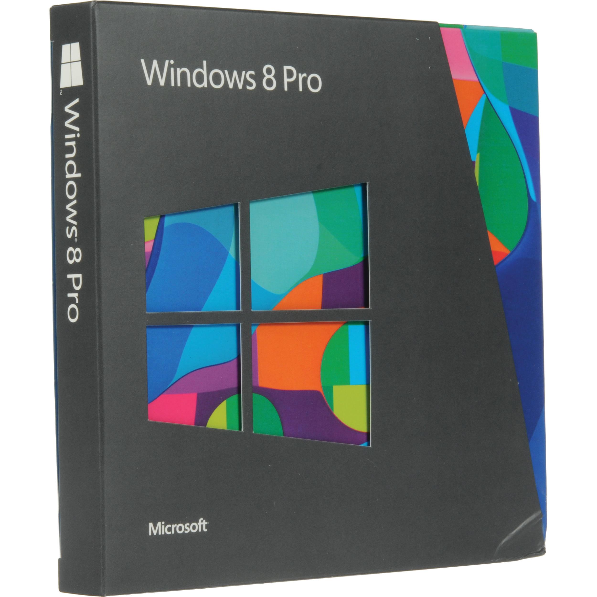 upgrade windows 8 standard to pro
