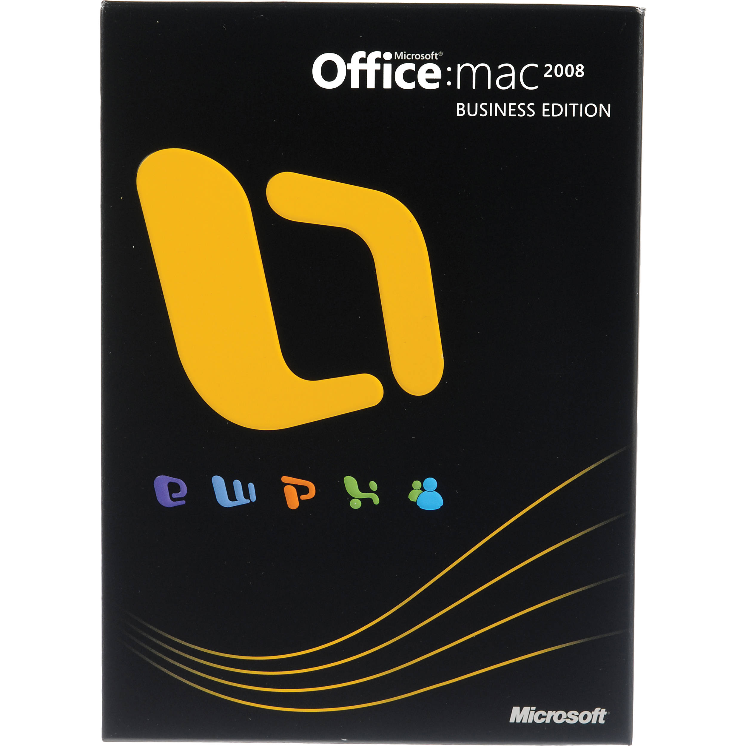 microsoft office 2008 for mac business edition