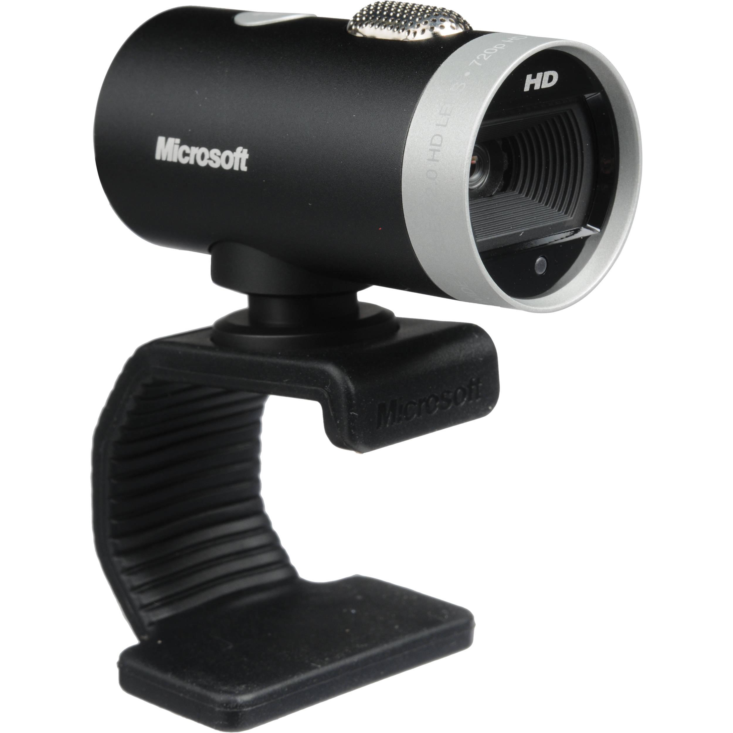 Microsoft Lifecam Cinema Webcam H5d 00001 B Amp H Photo Video
