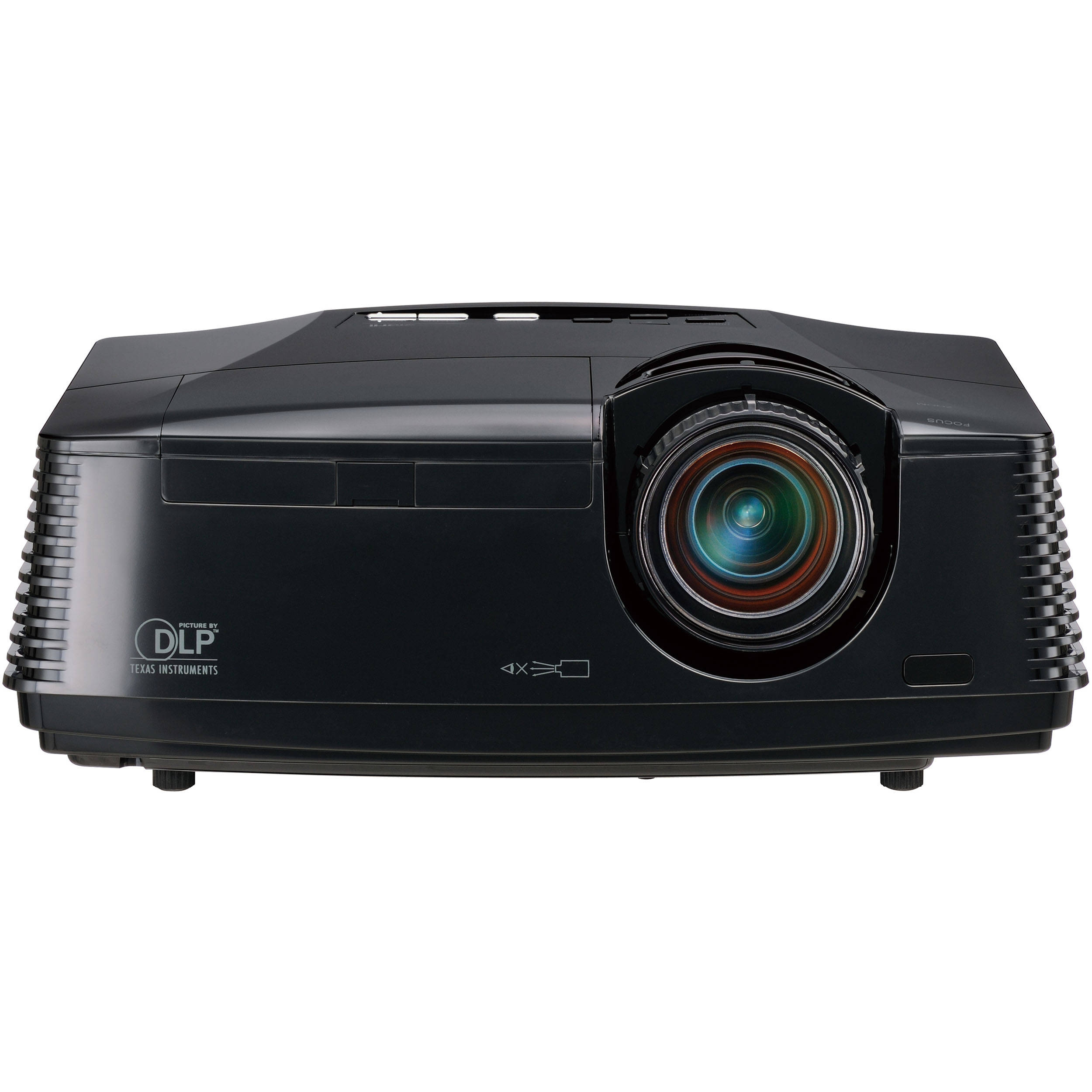 Mitsubishi hc4000 hd projector hc4000 b h photo video for Hd projector