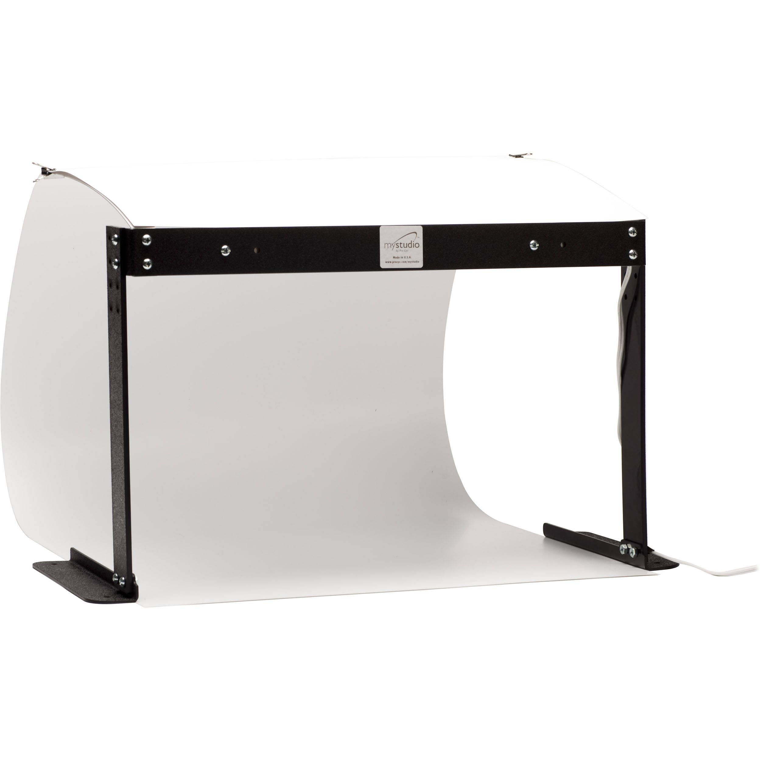 Studio Lighting Kit Amazon: MyStudio PS5 PortaStudio Portable Photo Studio With 5000K PS5