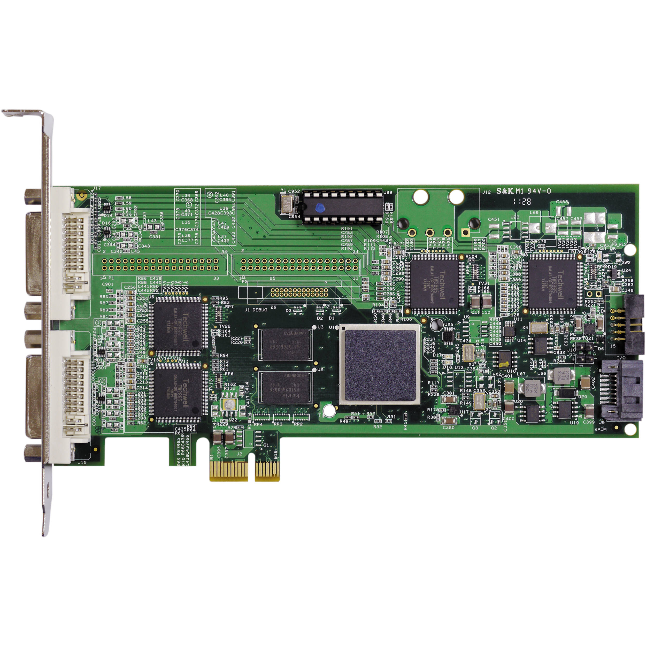 Nuuo scb6016s hardware capture card scb 6016s b h photo video for 6016 area code