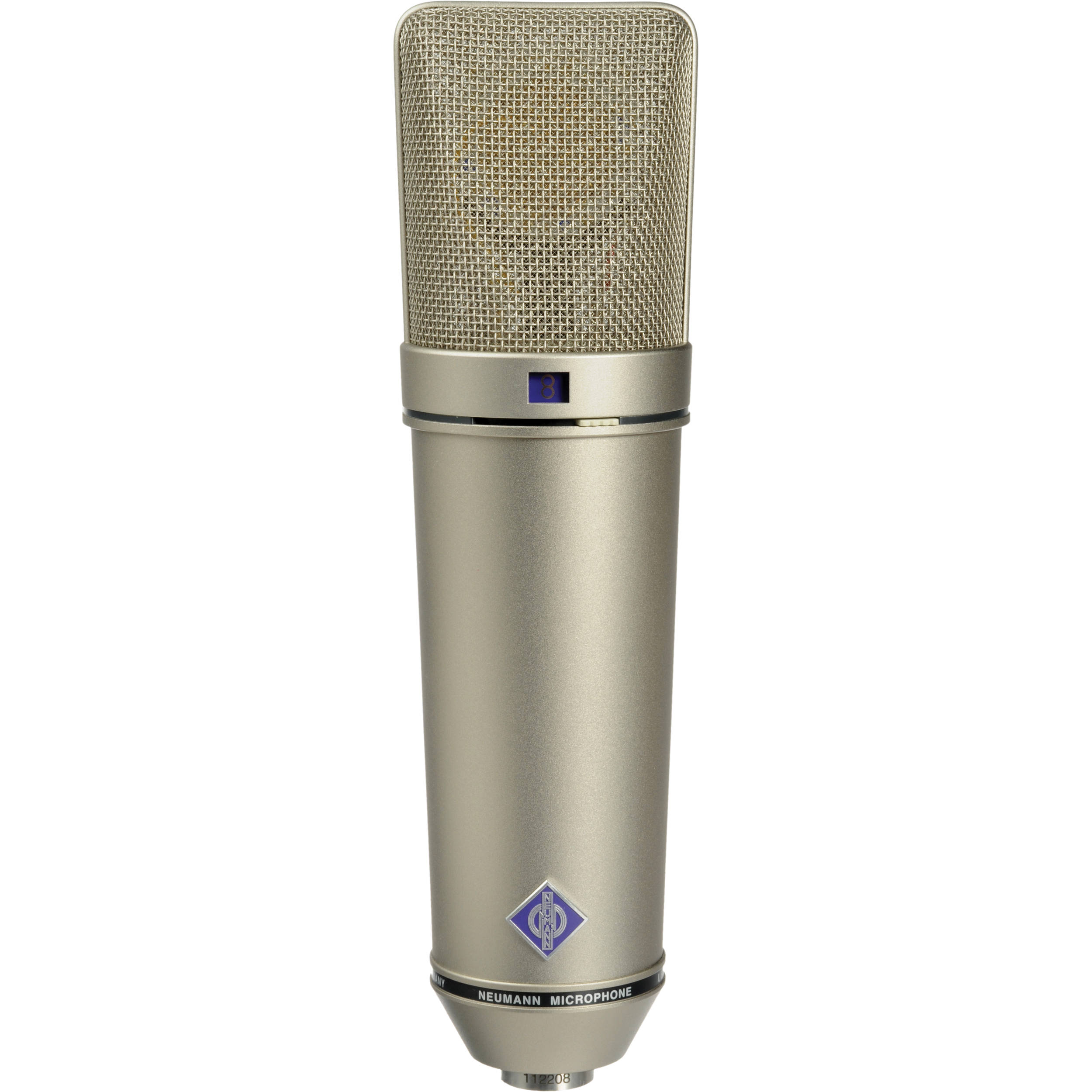 Neumann U87 - vocal microphones