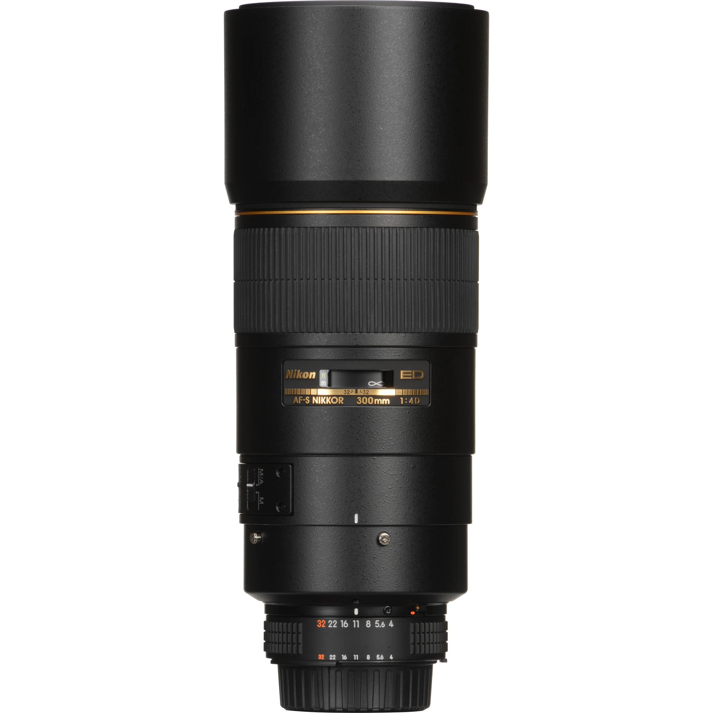 Nikon AF S NIKKOR 300mm f 4D IF ED Lens