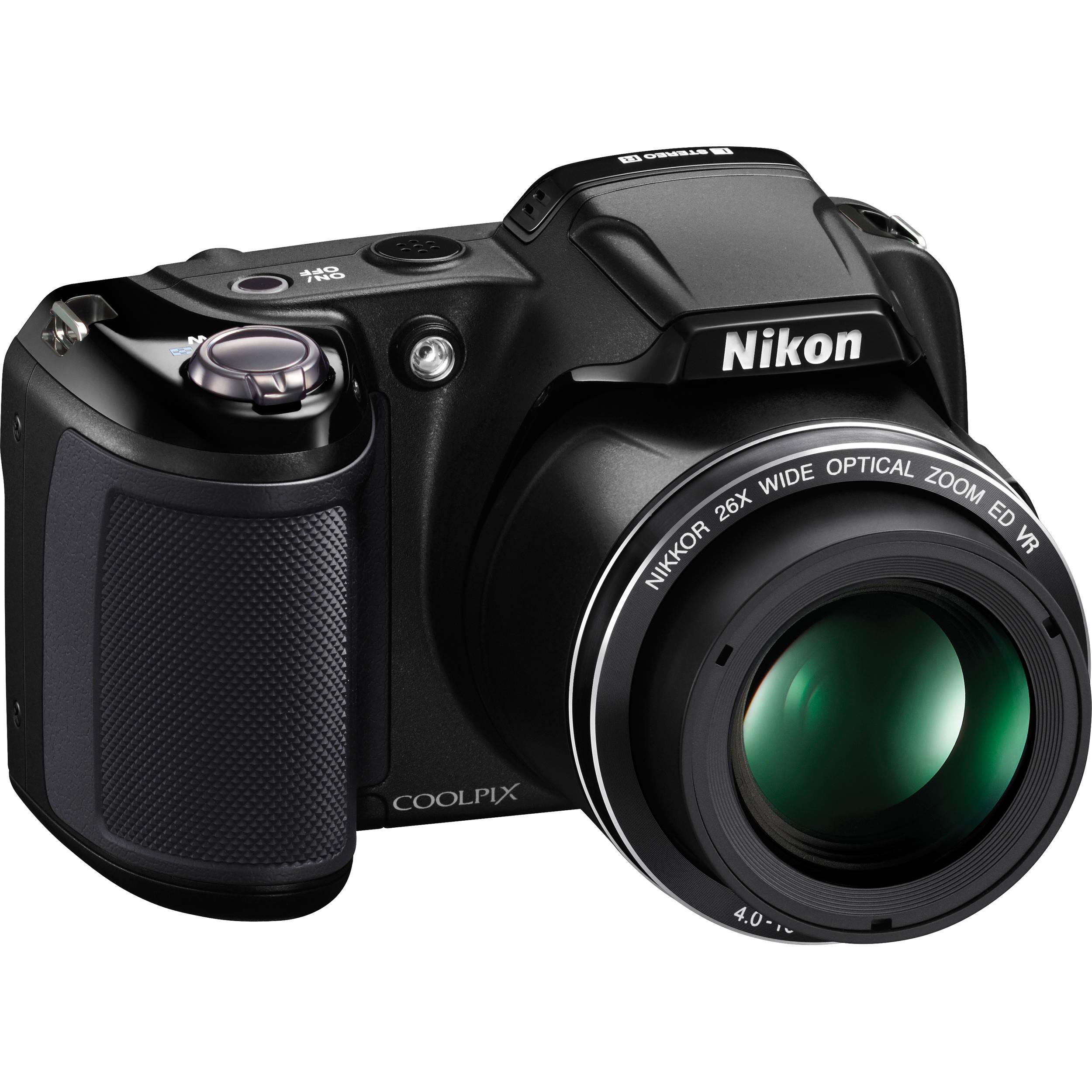 nikon coolpix l810 digital camera black 26294 b h photo video rh bhphotovideo com Nikon Coolpix L810 On Sale Nikon Coolpix L810 Manual