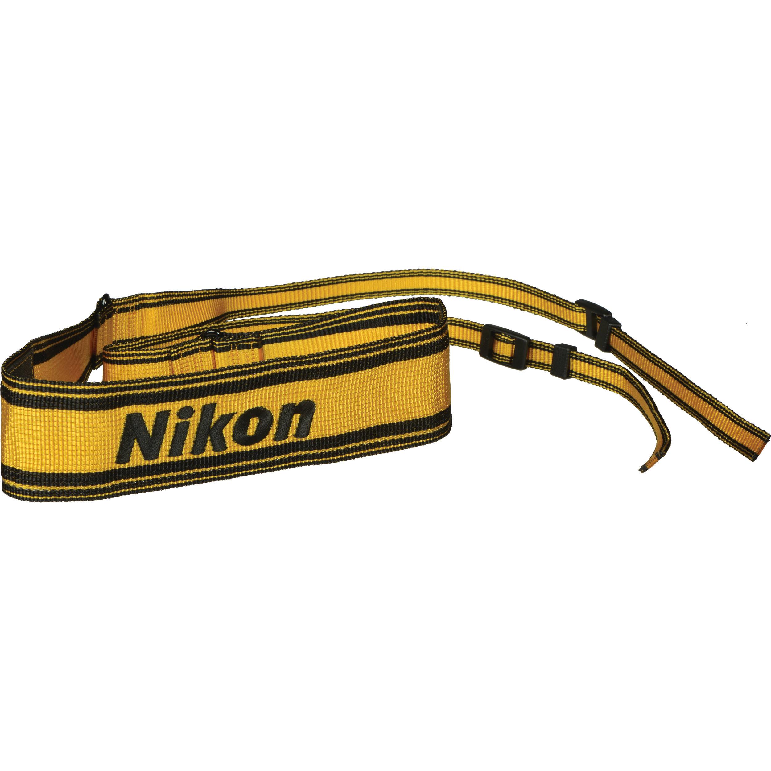 6y Nikon AN-6Y Wide Nylon Neckstrap