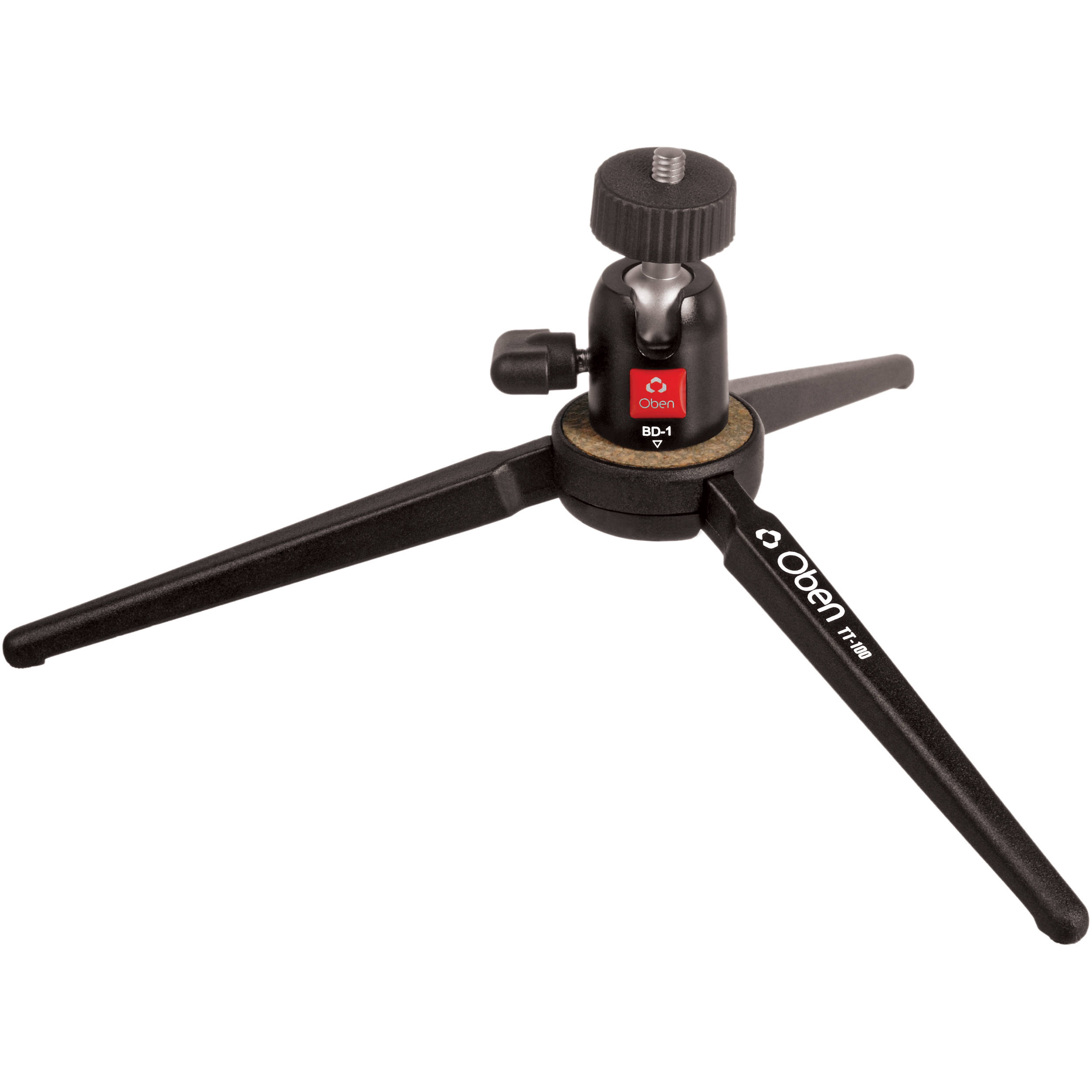 oben tt 100 table top tripod tt 100 b h photo video