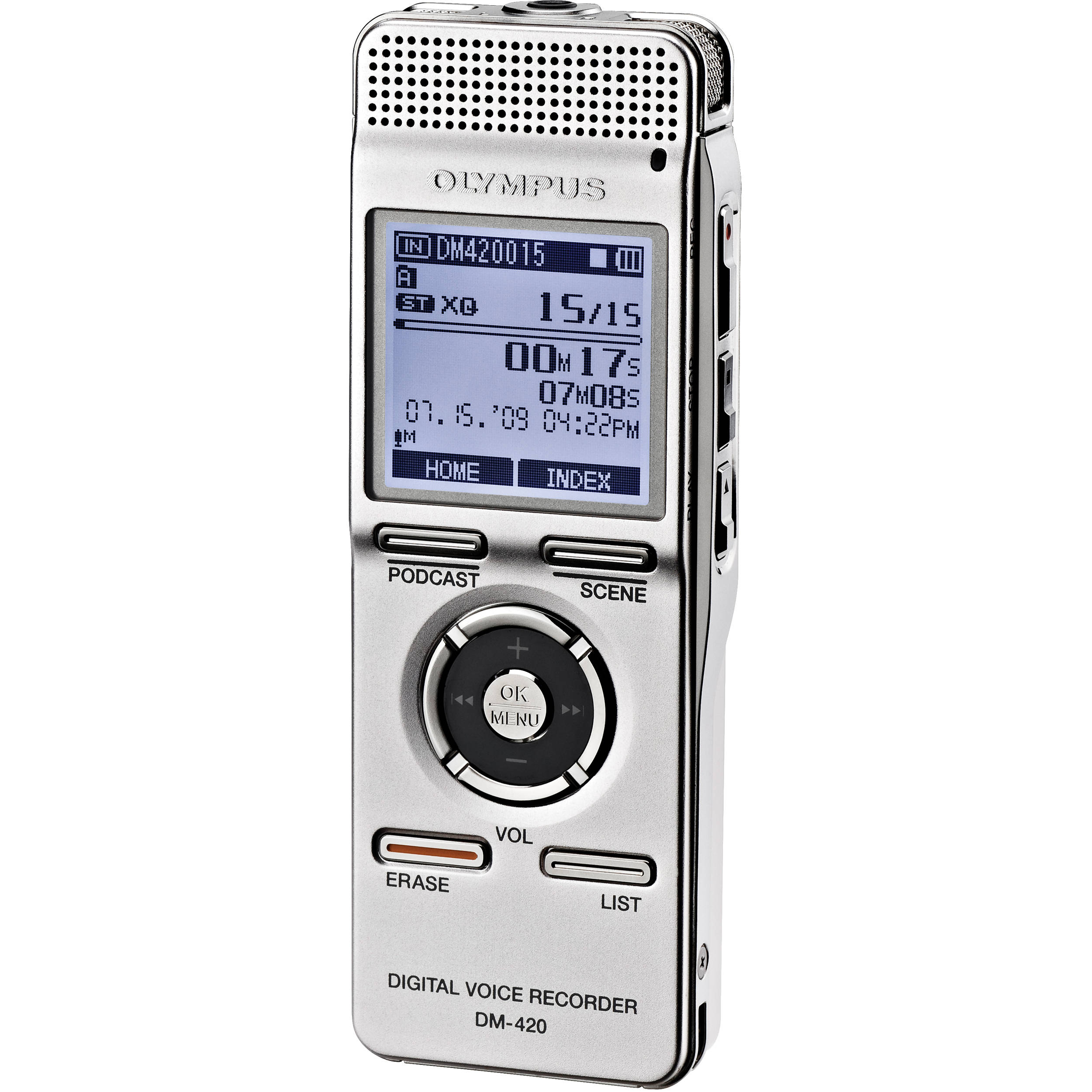 how to make mobile phone voice activated recorder