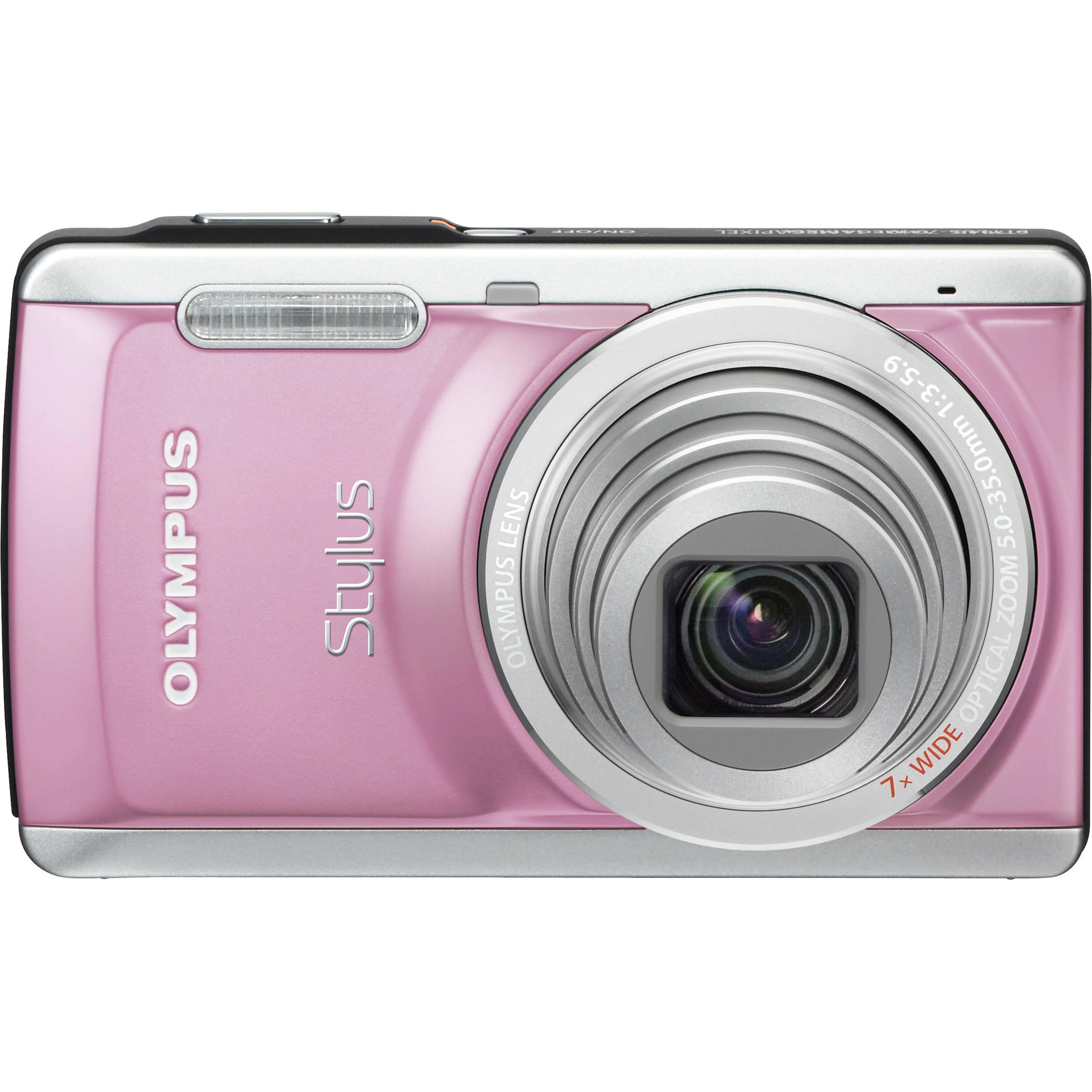 olympus stylus 7040 digital camera pink 227595 b h photo video rh bhphotovideo com Olympus Stylus 7040 14 MP Digital Camera Olympus VR-320