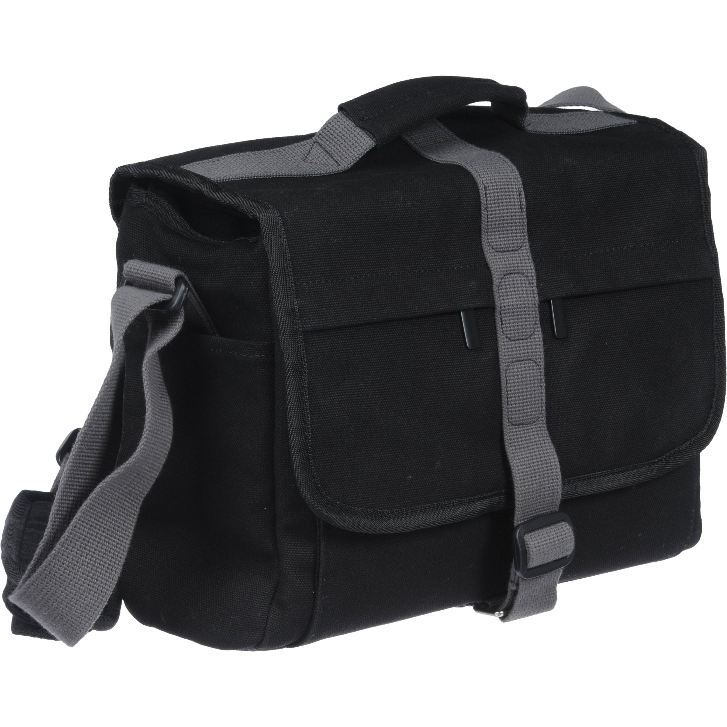 Olympus Messenger Bag For Om D E M5 Black Gray