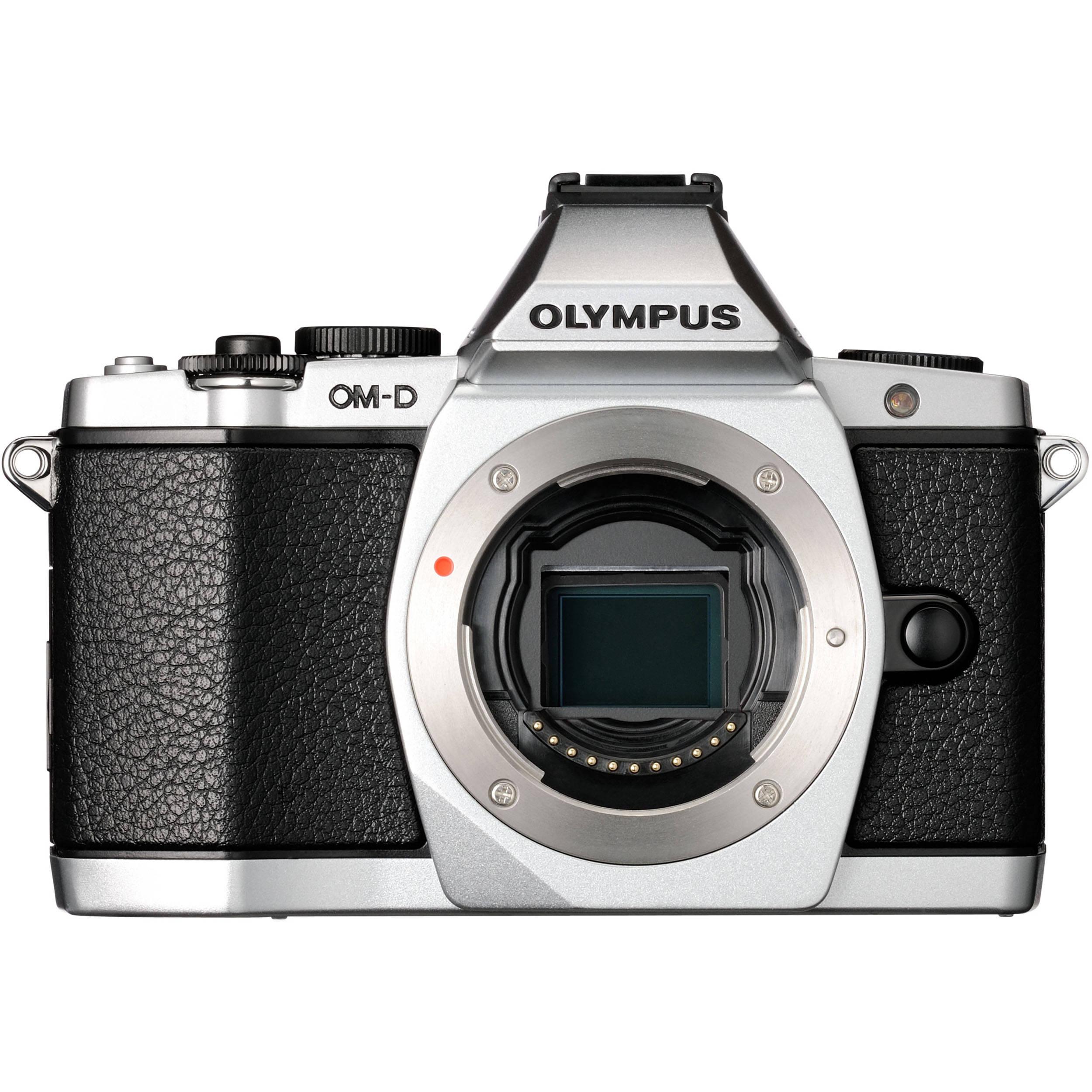 Driver for Olympus Digital Camera E-M5