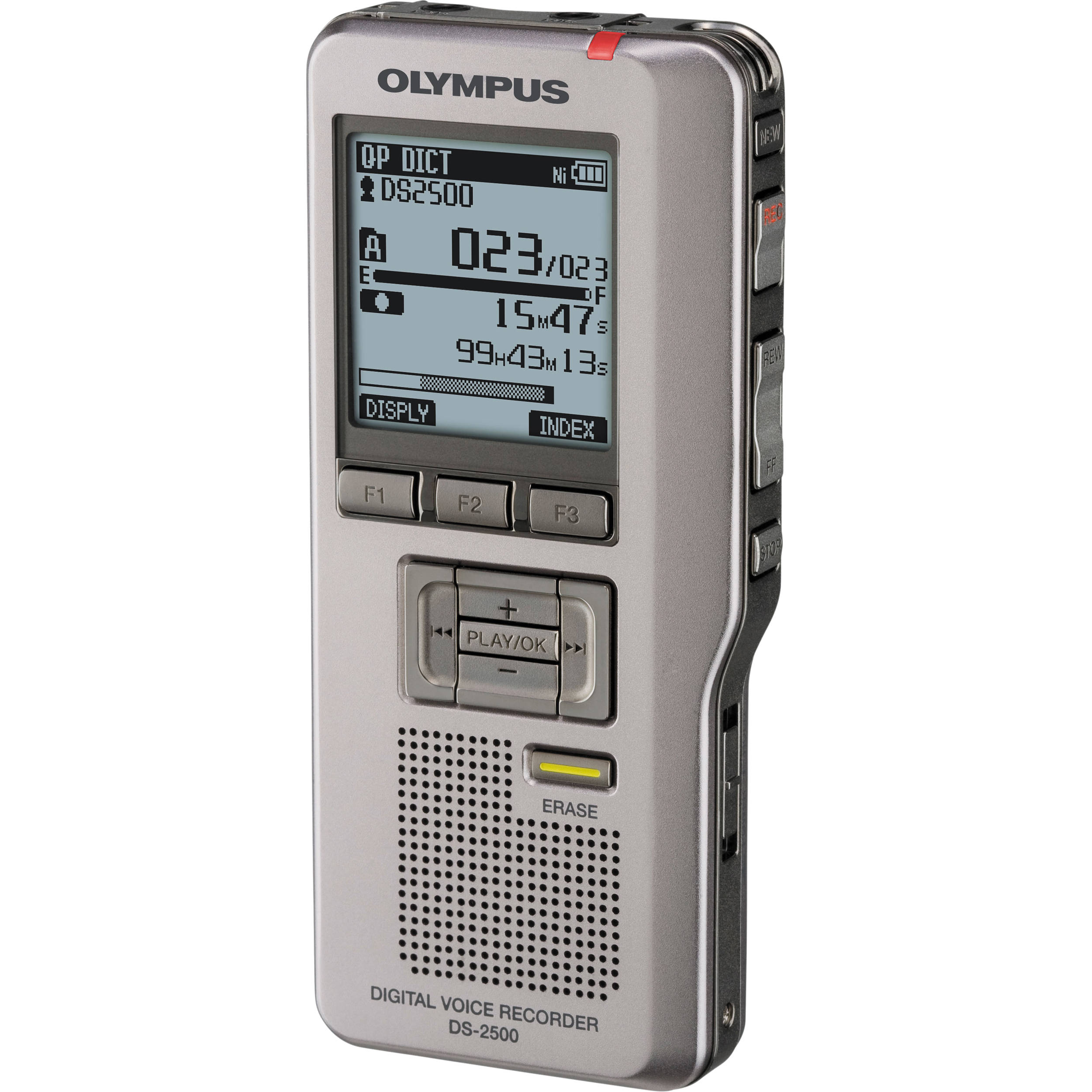 Handheld Voice Recorders Bh Photo Video Sony Tx800 Digital Recorder Tx Series Olympus Ds 2500