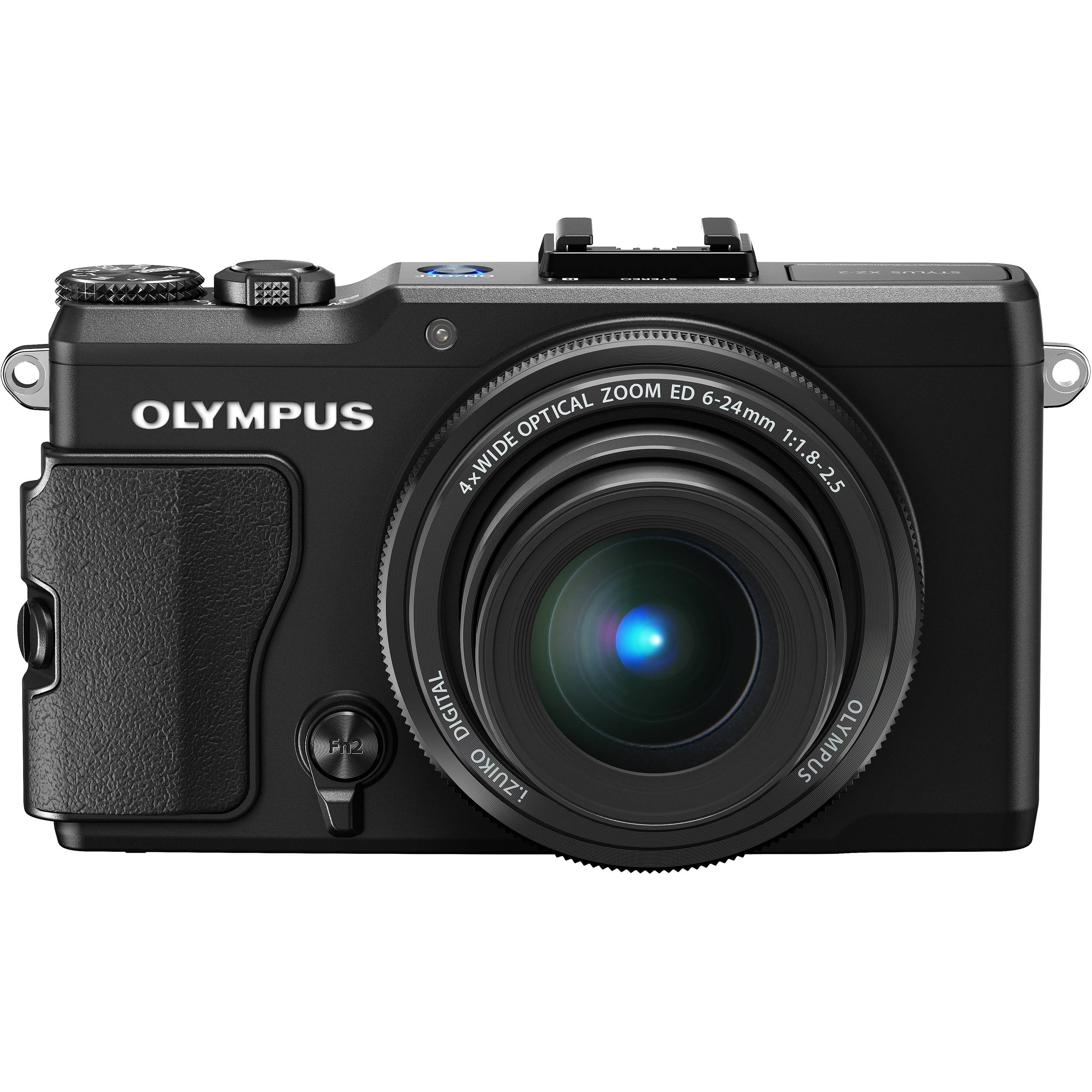 Olympus Digital Camera: Olympus STYLUS XZ-2 IHS Digital Camera (Black
