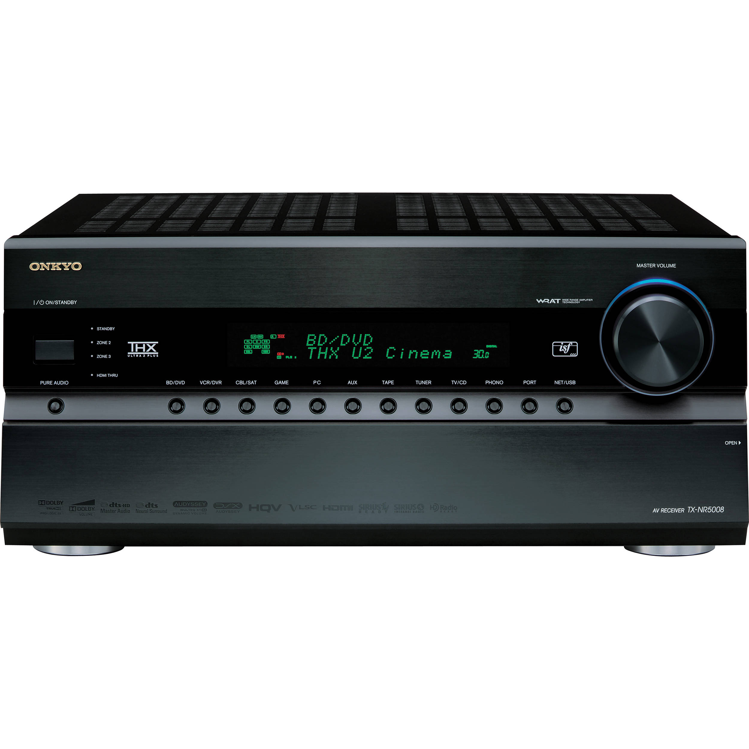 Onkyo TX-NR5008 Network A/V Receiver Update