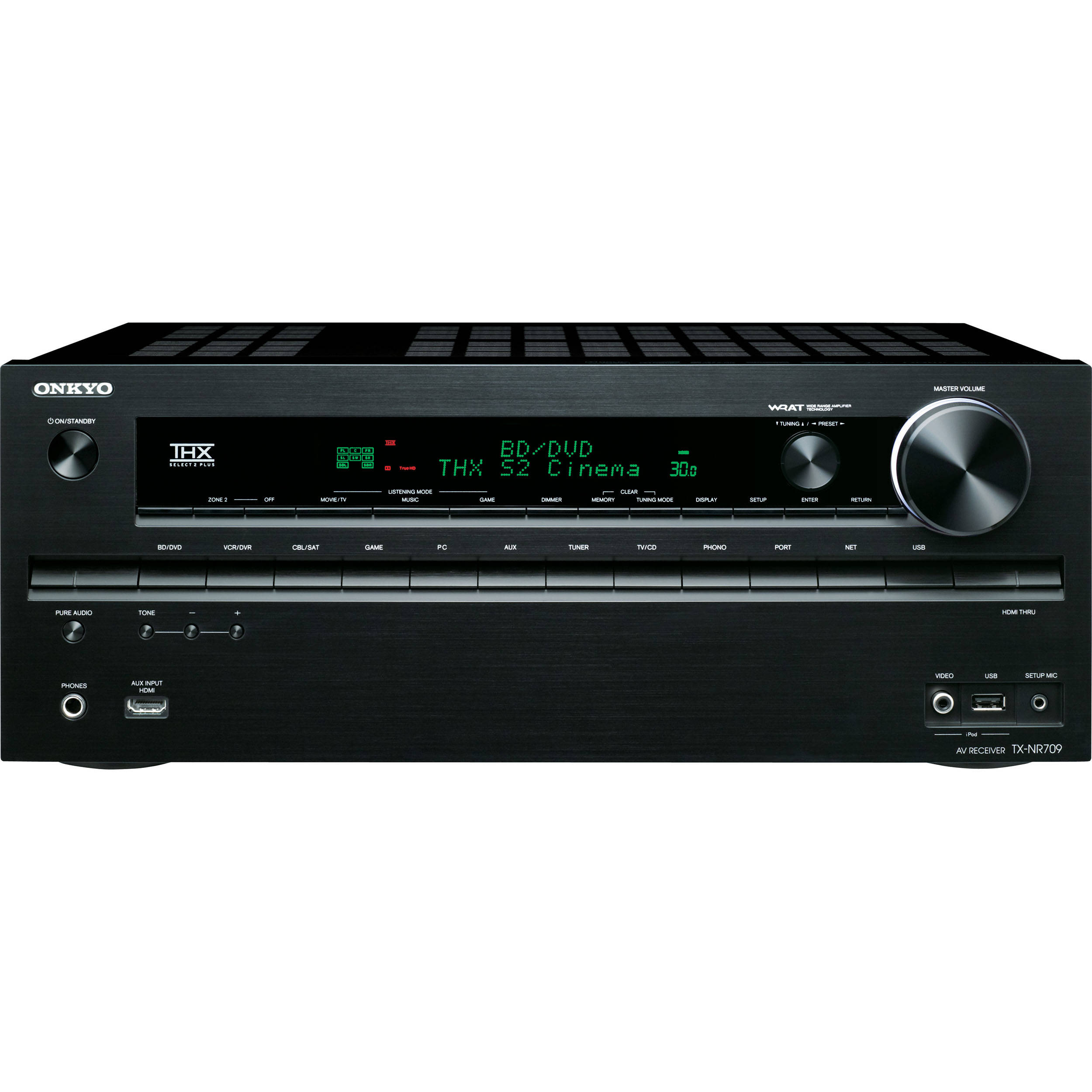 Driver for Onkyo TX-NR709 Network A/V Receiver