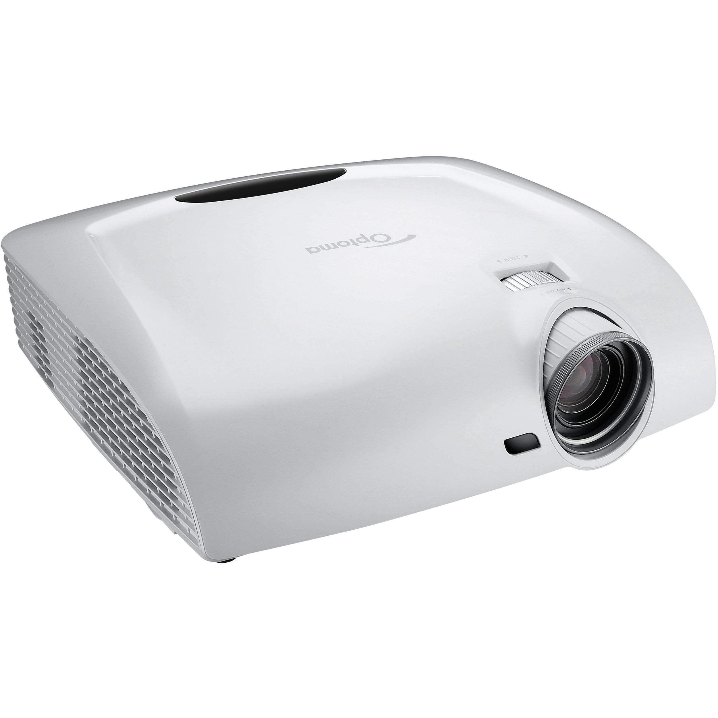 Optoma technology hd33 dlp projector hd33 b h photo video for Hd projector