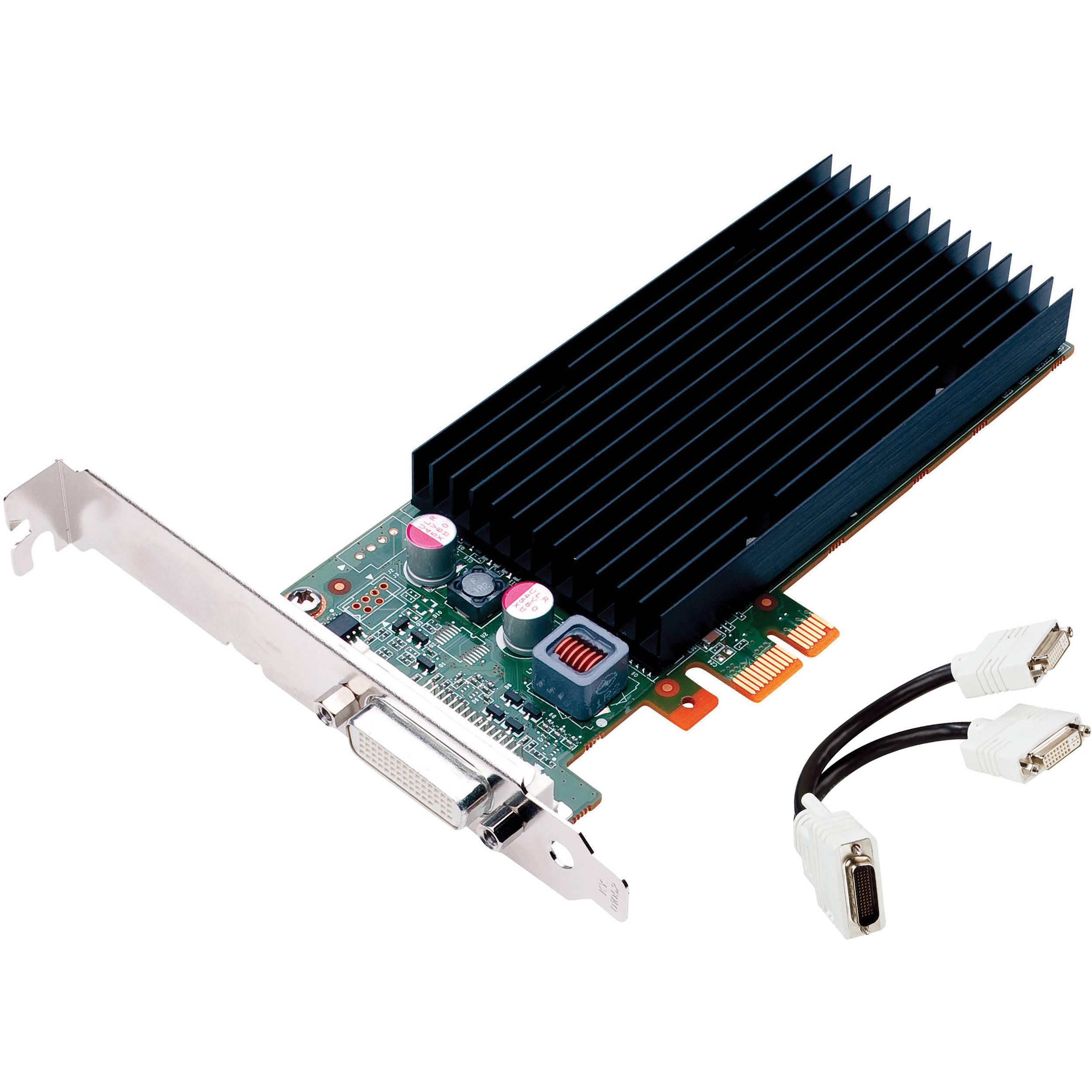 PNY Technologies nVIDIA NVS 300 x16 for DVI and VCNVS300X16-PB