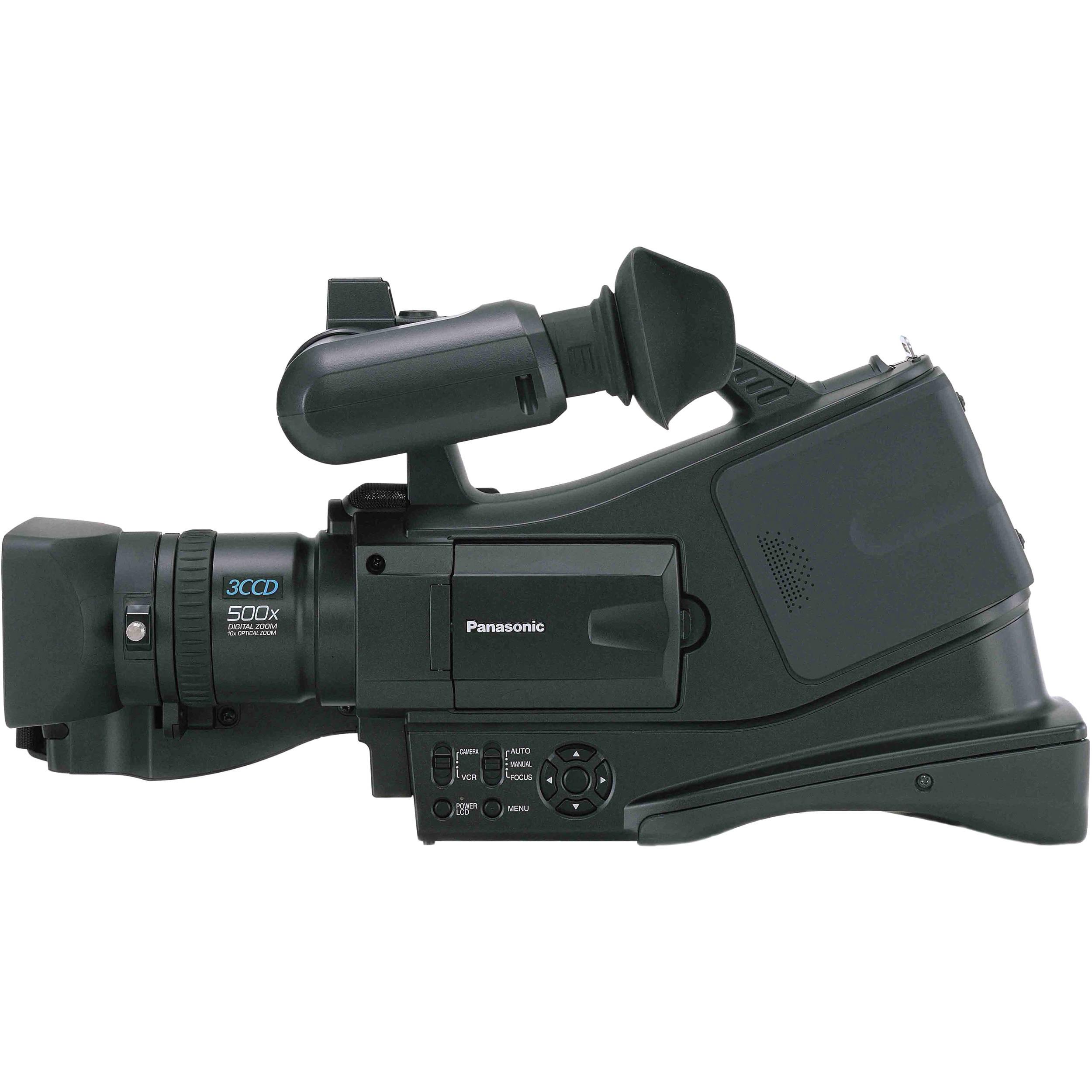 panasonic ag dvc20 camcorder ag dvc20 b h photo video rh bhphotovideo com panasonic ag-dvc20p manual español Manual Panasonic Radio
