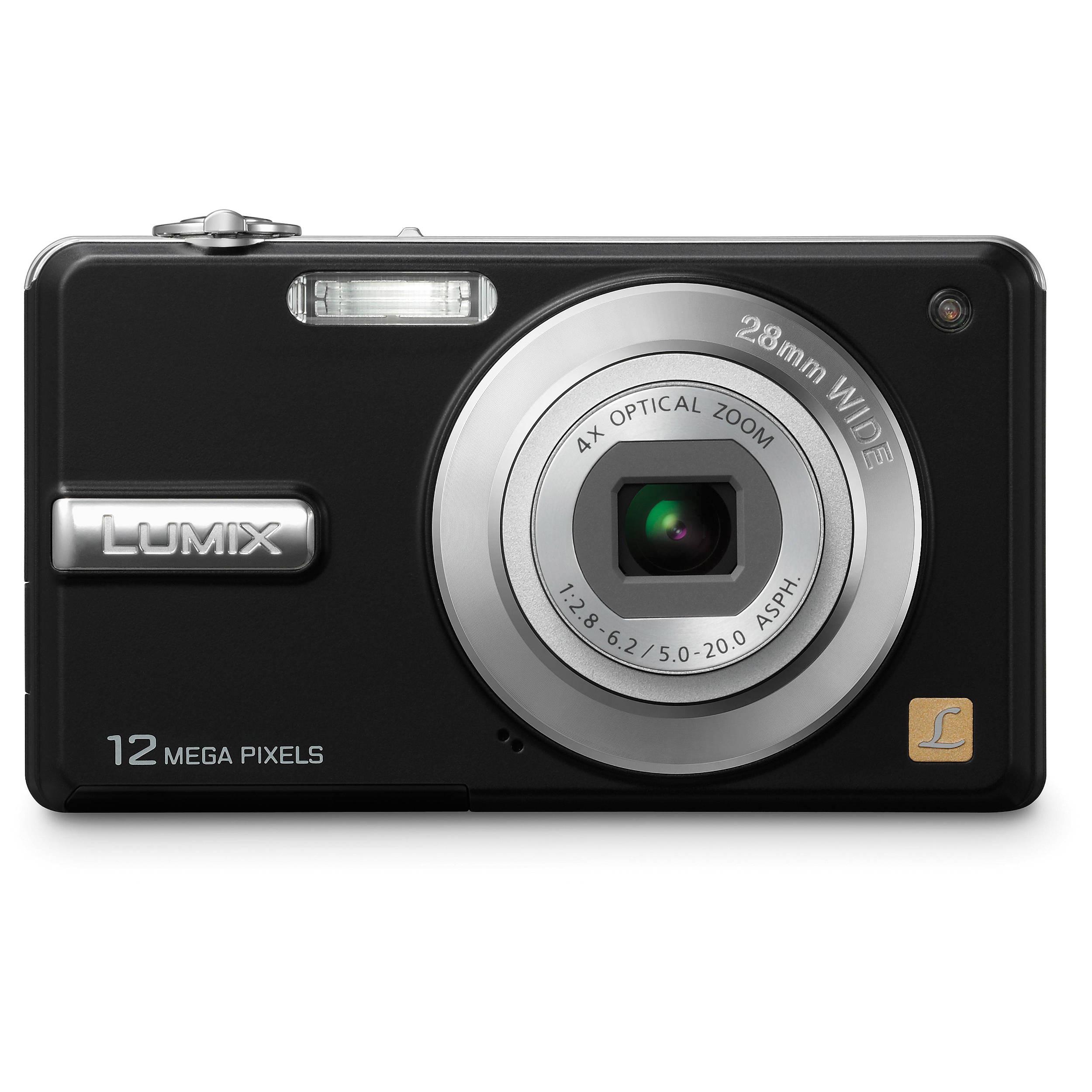 panasonic lumix dmc f3 digital camera black dmc f3k b h photo rh bhphotovideo com Manual Panasonic Radio Panasonic TV Manual
