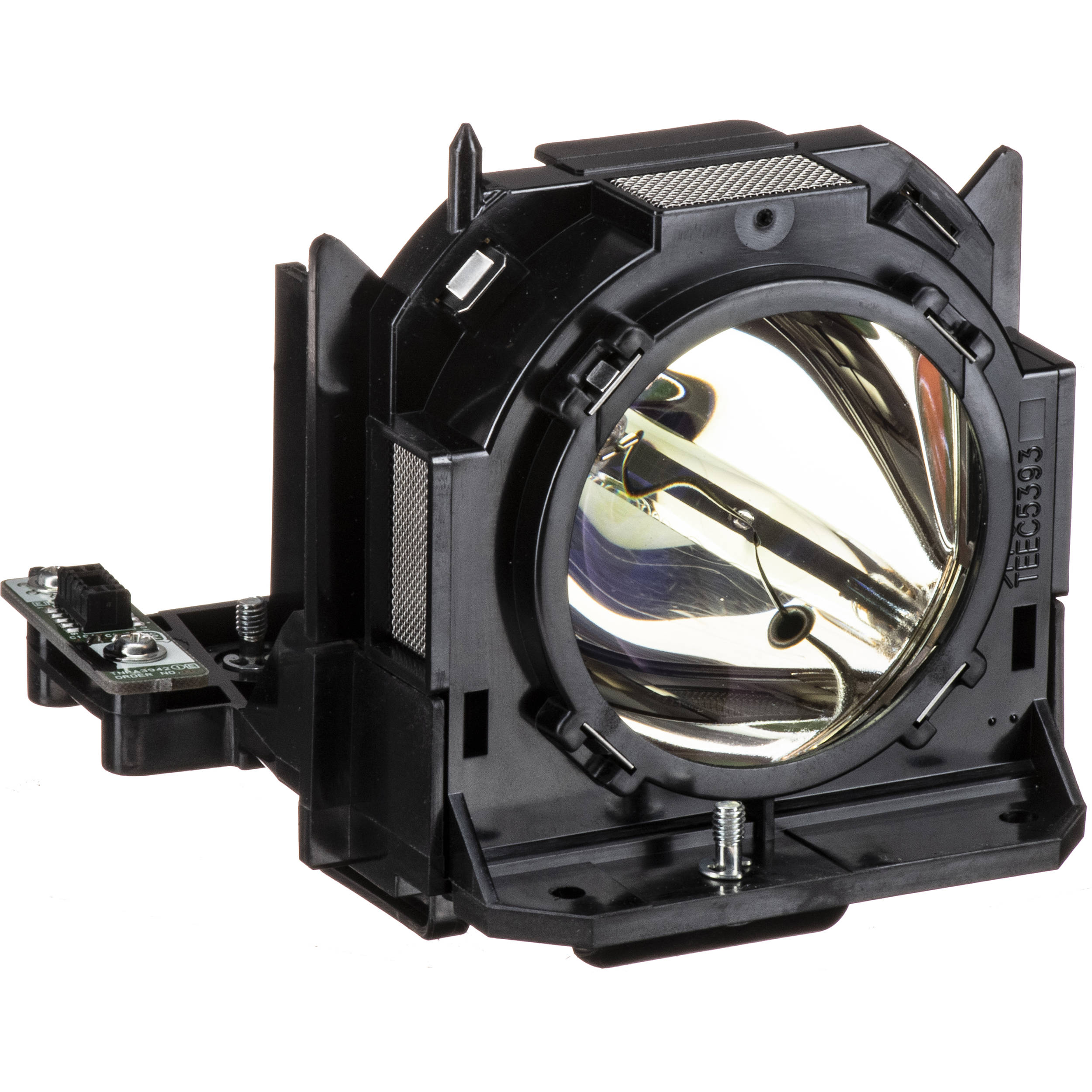 Replacement for Panasonic Etlad57w Lamp /& Housing Projector Tv Lamp Bulb by Technical Precision