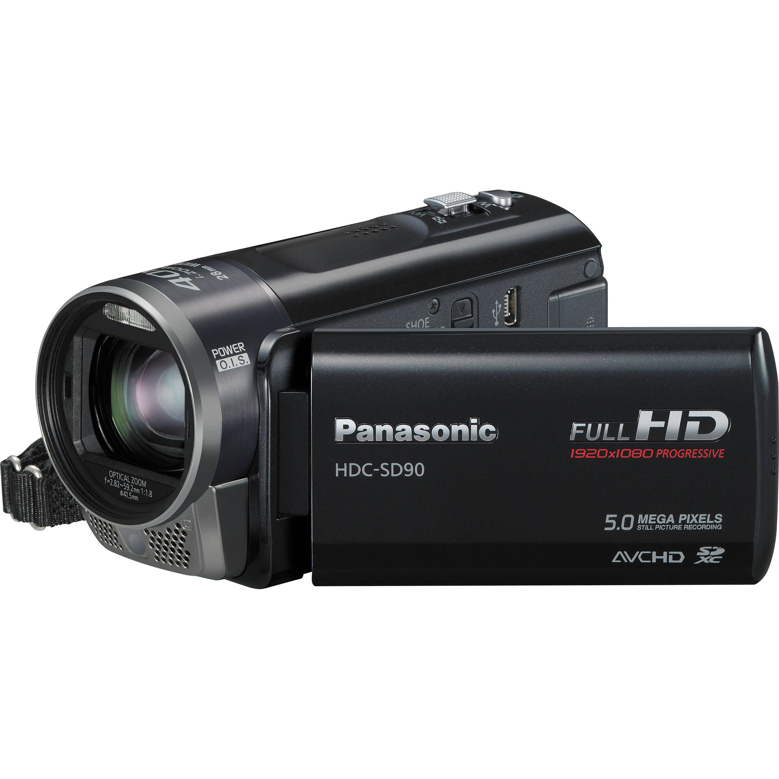 Panasonic HDC-SD90 High Definition Camcorder