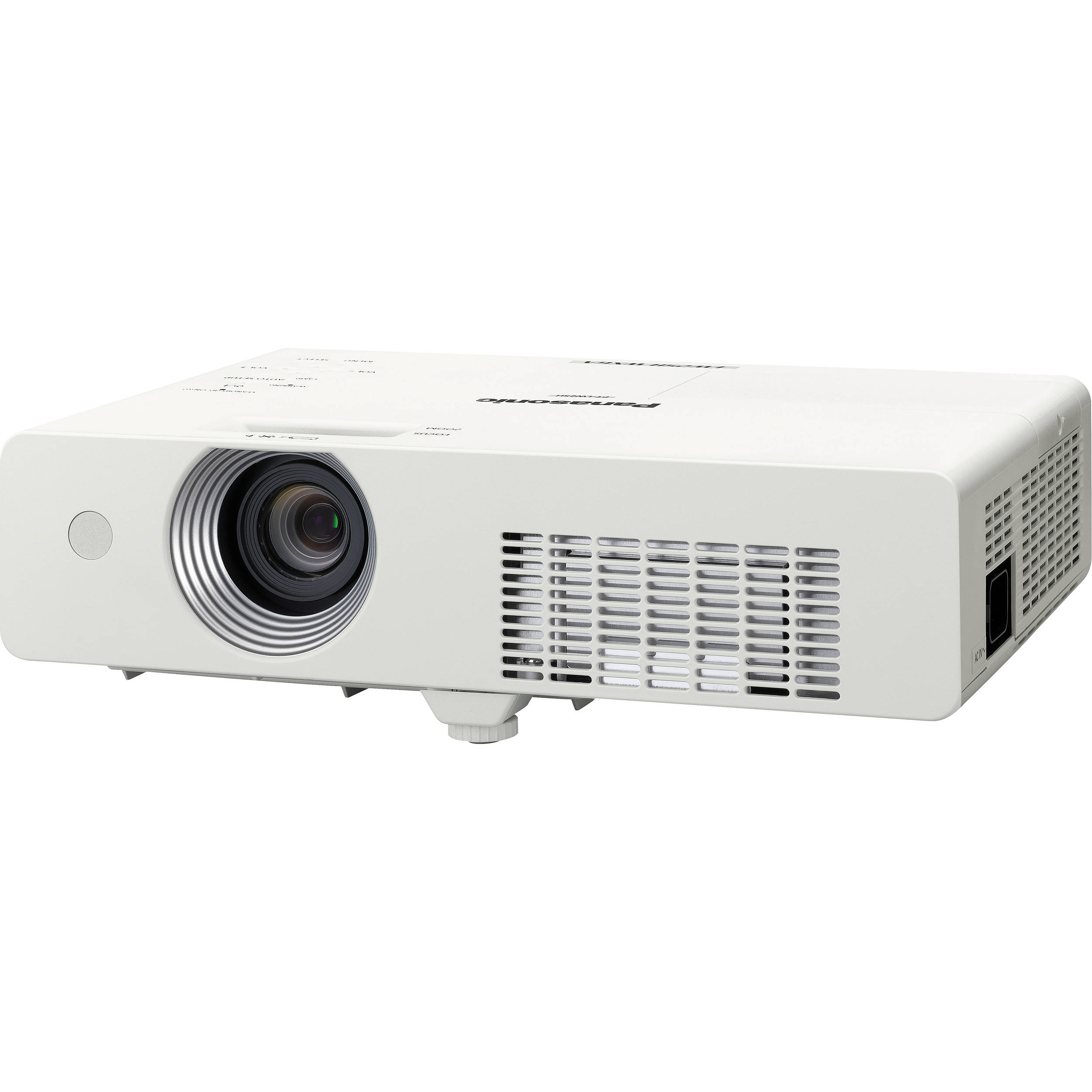 Panasonic pt lw25hu portable projector pt lw25hu b h photo for Portable projector reviews
