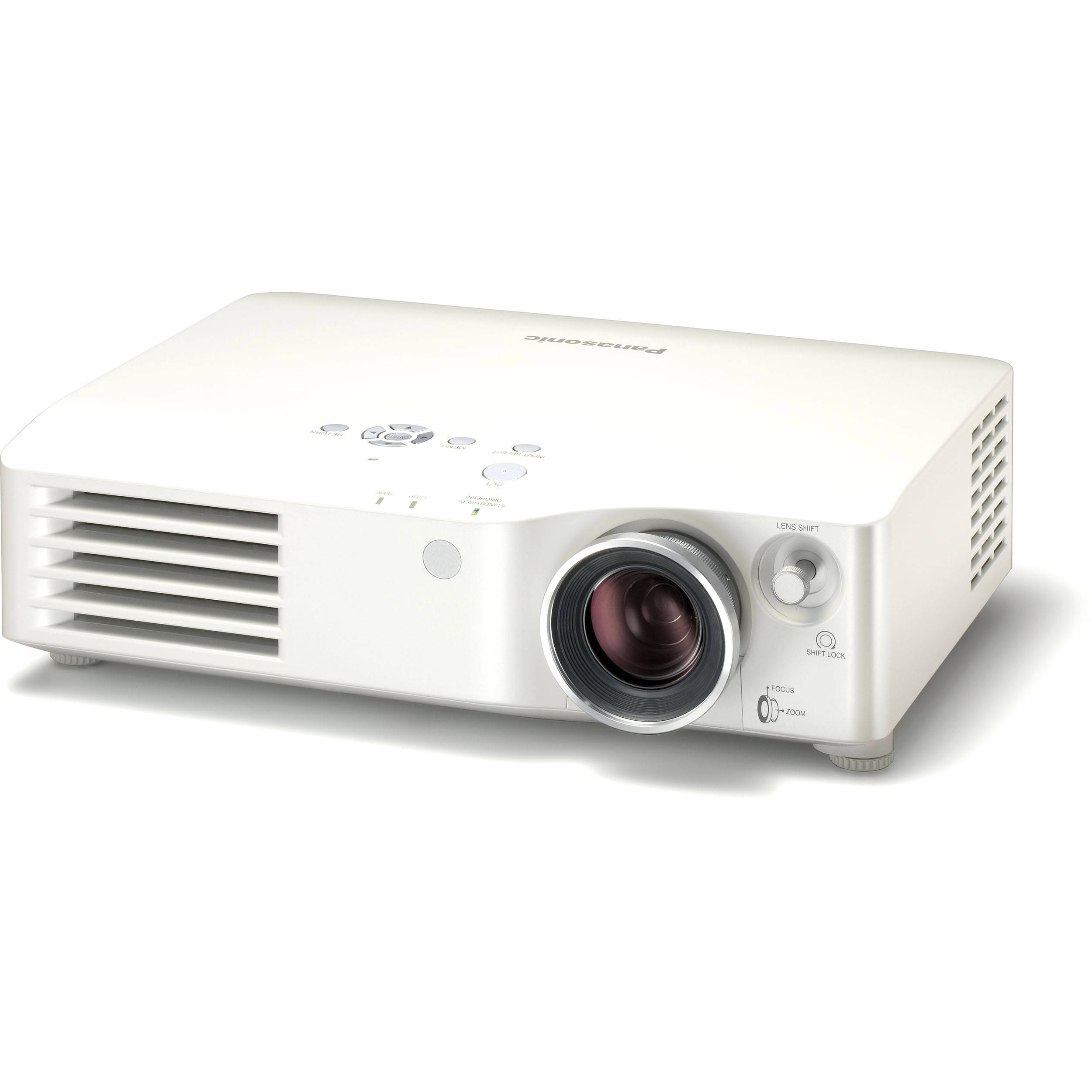 panasonic pt ax200u lcd projector pt ax200u b h photo video rh bhphotovideo com Panasonic TV Panasonic TV