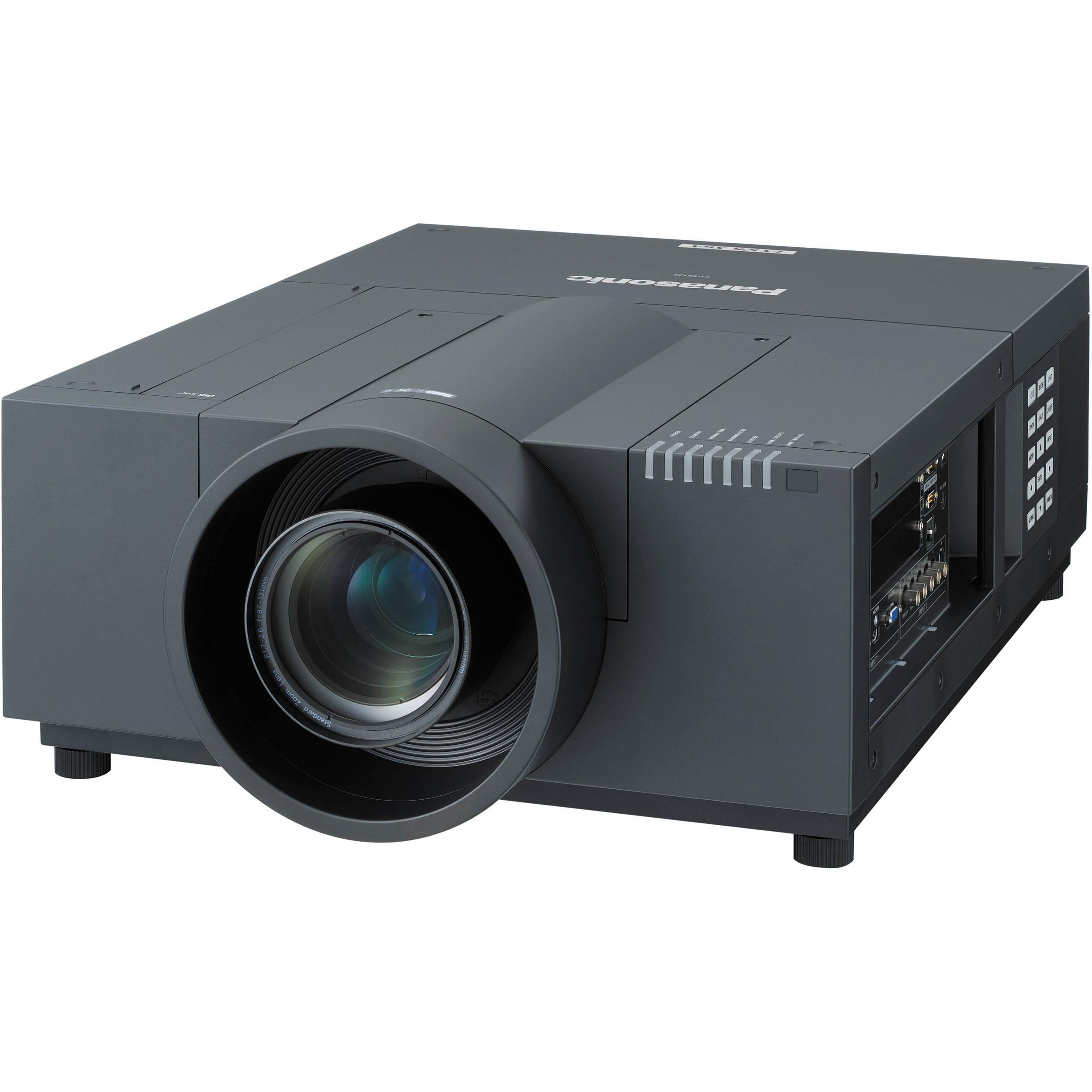 Panasonic PT-EX12KU XGA LCD Projector PT-EX12KU B&H Photo ...