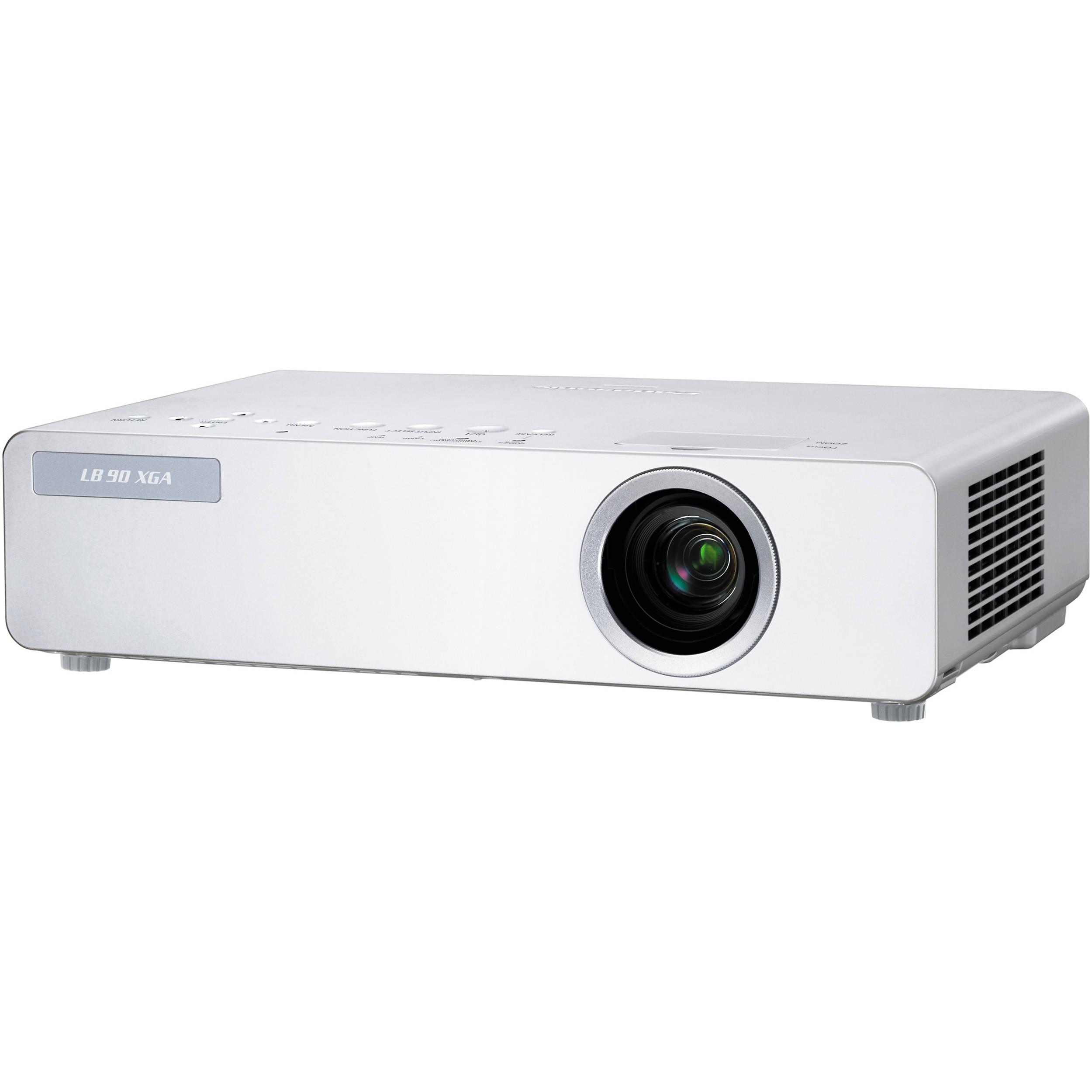 Panasonic Panasonic PT-LB90U Projector PT-LB90U B&H Photo ...