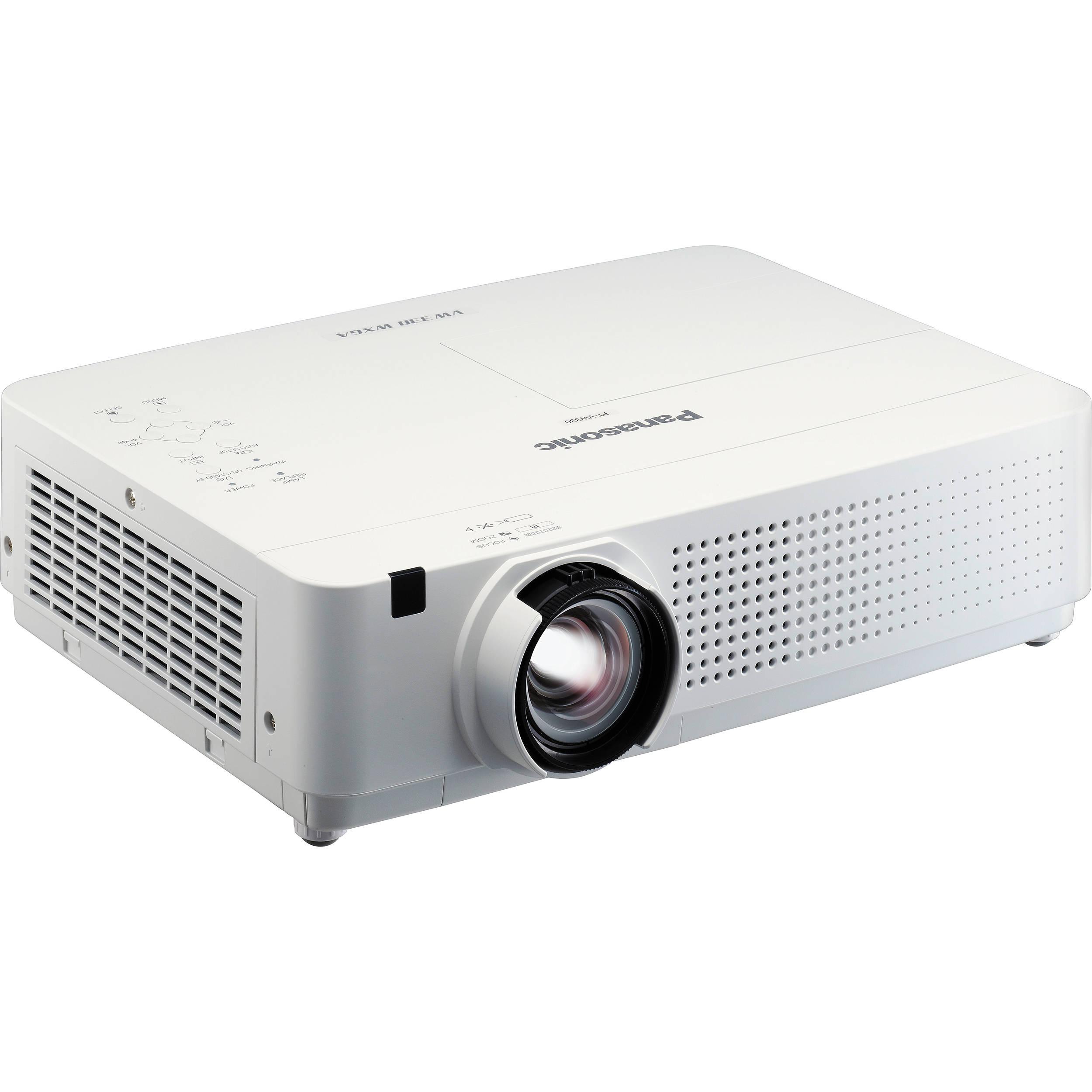 Panasonic PT-VX400U 3 LCD Projector PT-VX400U B&H Photo Video