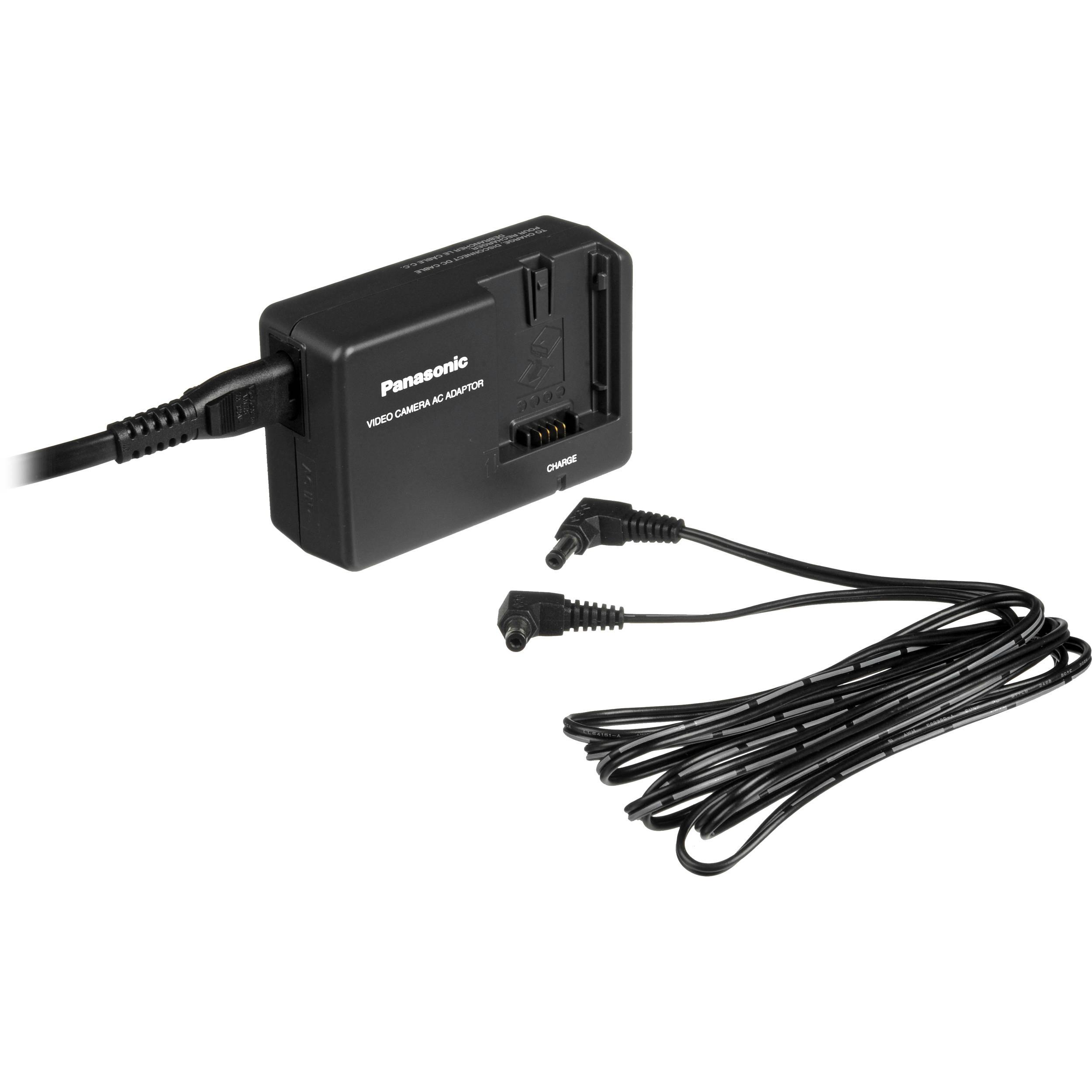 panasonic pv dac14kit ac adapter kit pv dac14kit b h photo video rh bhphotovideo com  panasonic pv gs65 manual