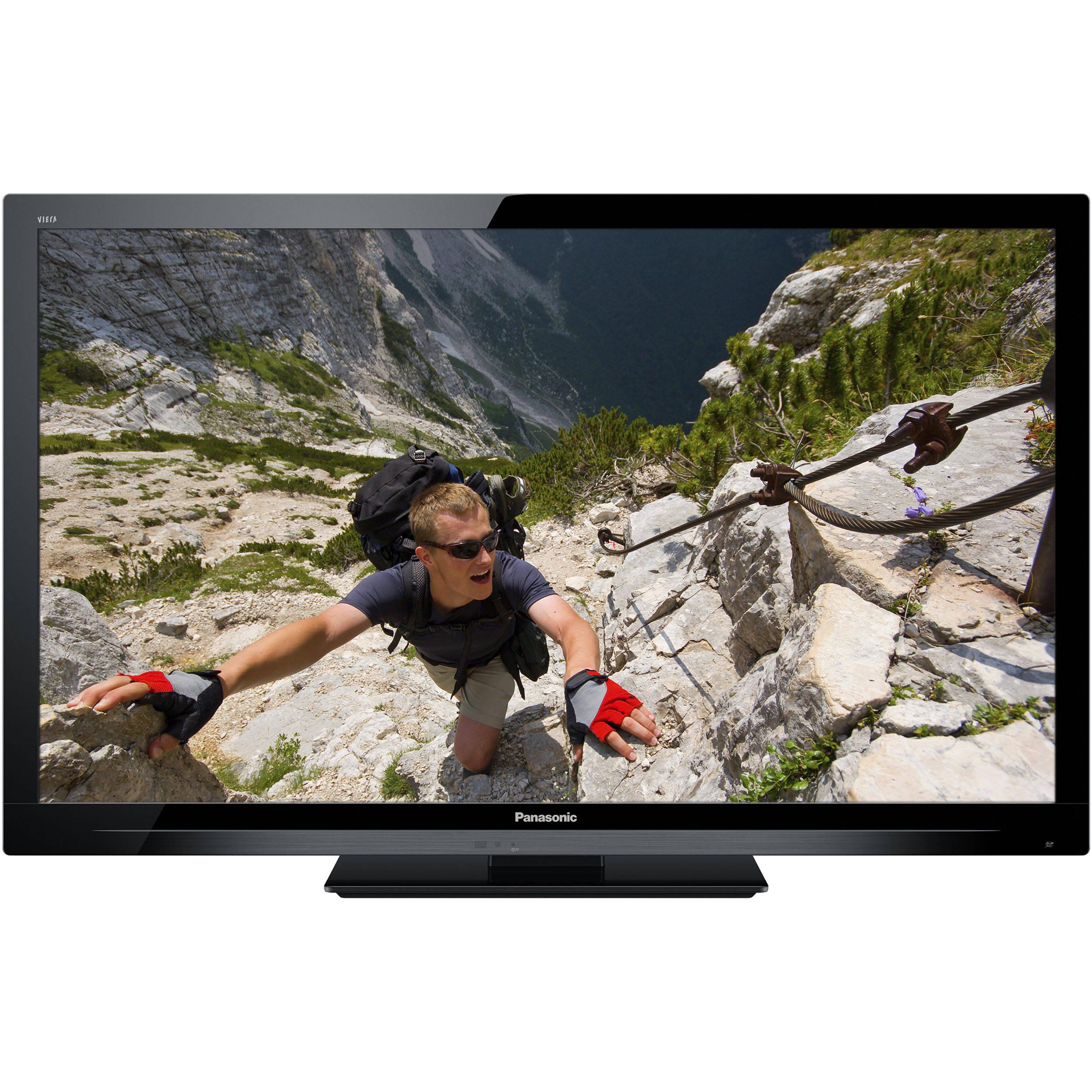 panasonic tc l42e3 42 class viera 1080p led tv tc l42e3 rh bhphotovideo com