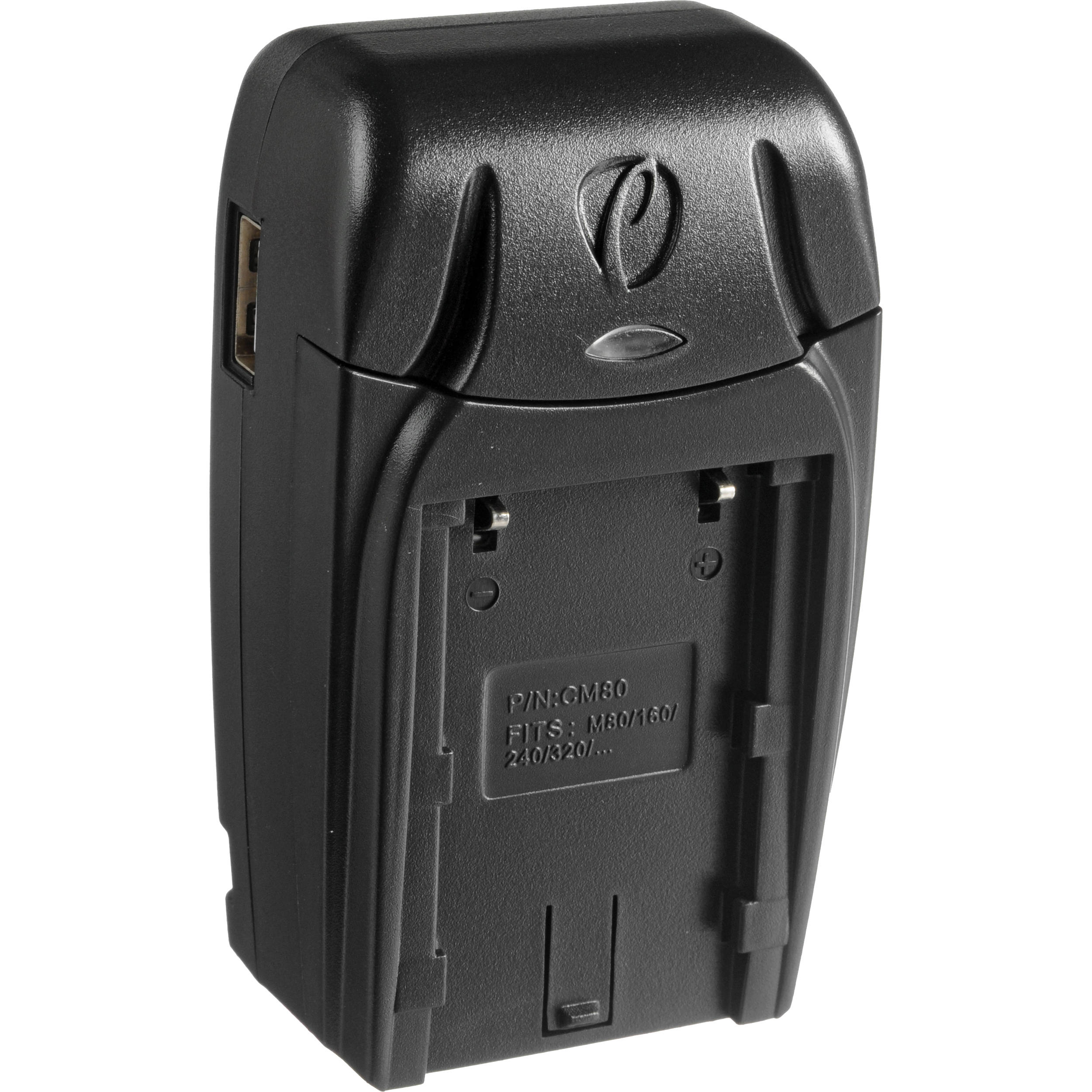 10f290baed1e Pearstone Compact AC/DC Battery Charger for Samsung SB-LSM80 / LSM160