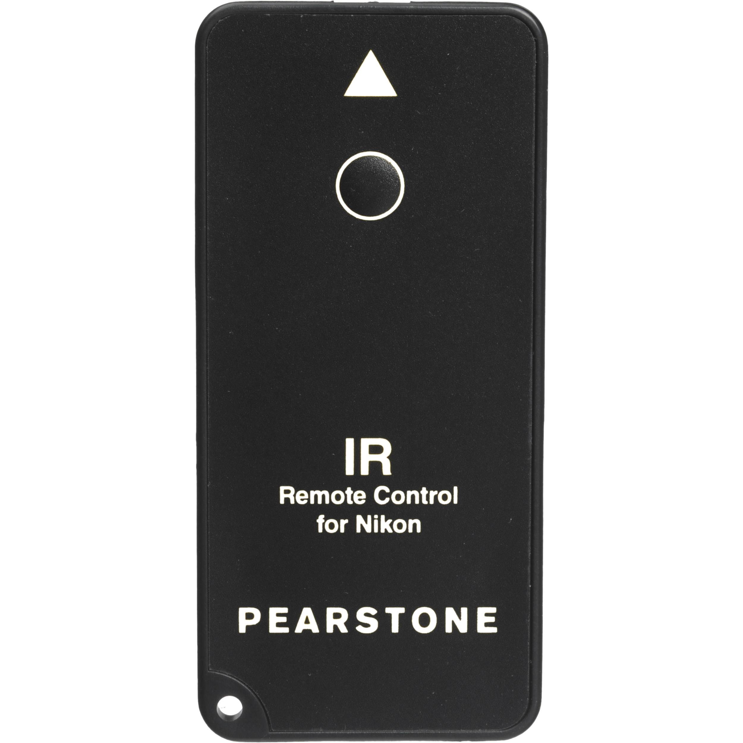 Pearstone IR-N1 Infrared Remote Control for Nikon Digital IR-N1