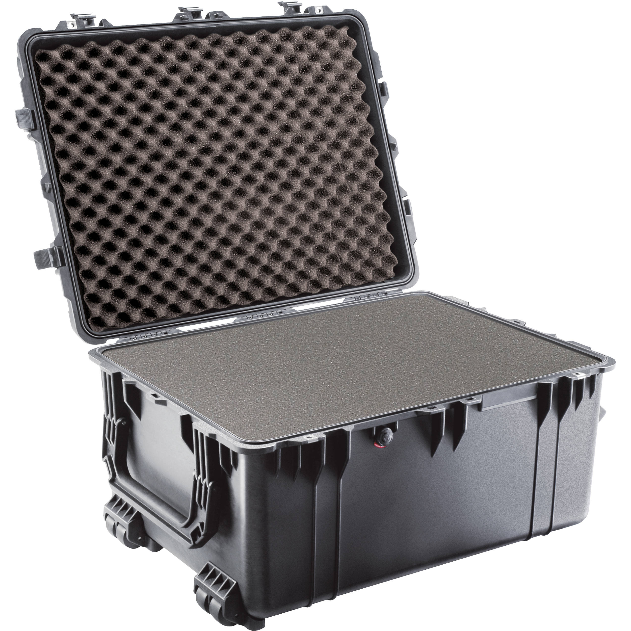 Pelican 1630 Case with Foam (Black)