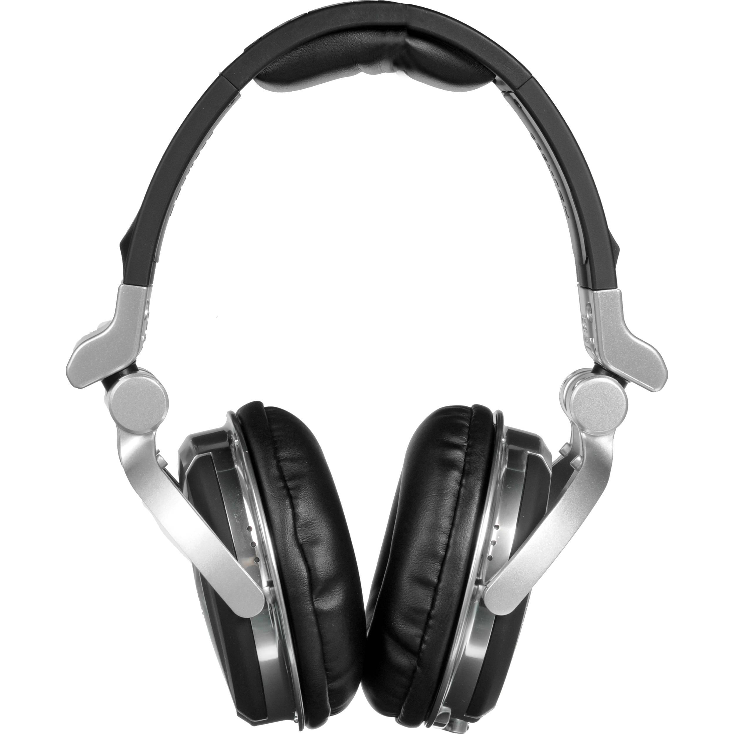 affb216137b Pioneer DJ HDJ-1500 Professional DJ Headphones HDJ-1500-S B&H