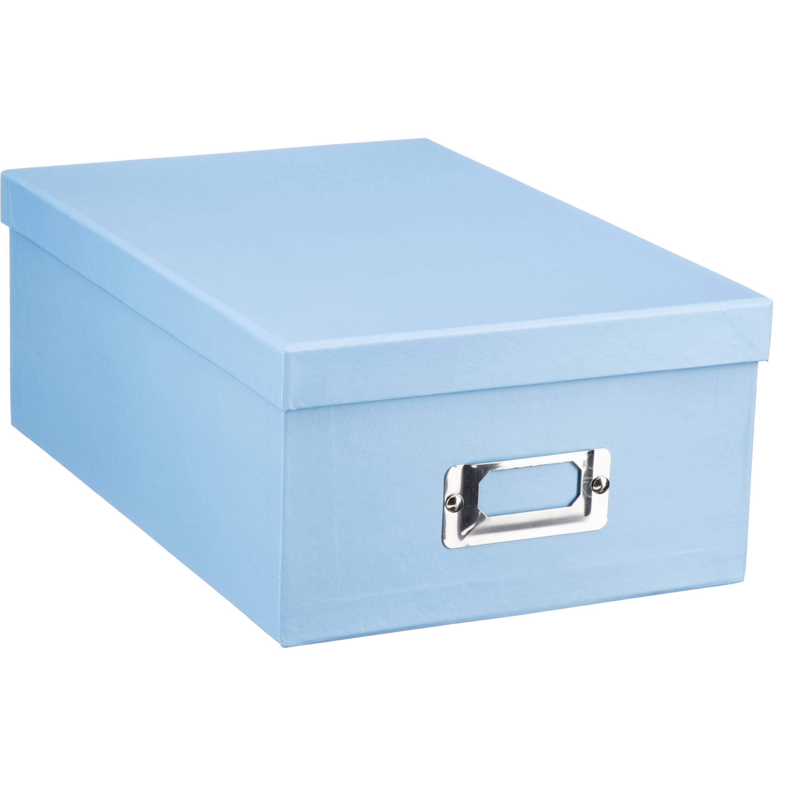 Attirant Pioneer Photo Albums Photo Storage Box (Sky Blue)