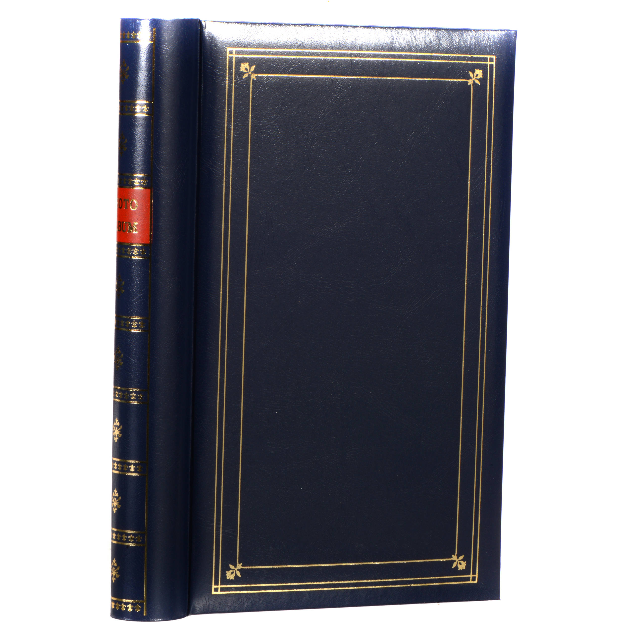 Pioneer Photo Albums Bdp 35 Photo Album Navy Blue Bdp35nb Bh