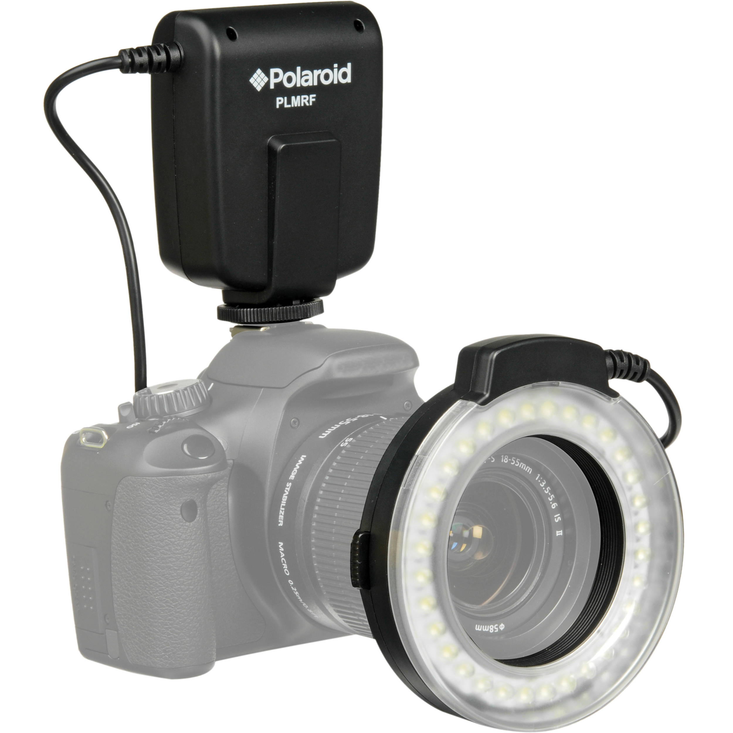 Attractive Polaroid Macro LED Ring Flash For Nikon Pictures Gallery