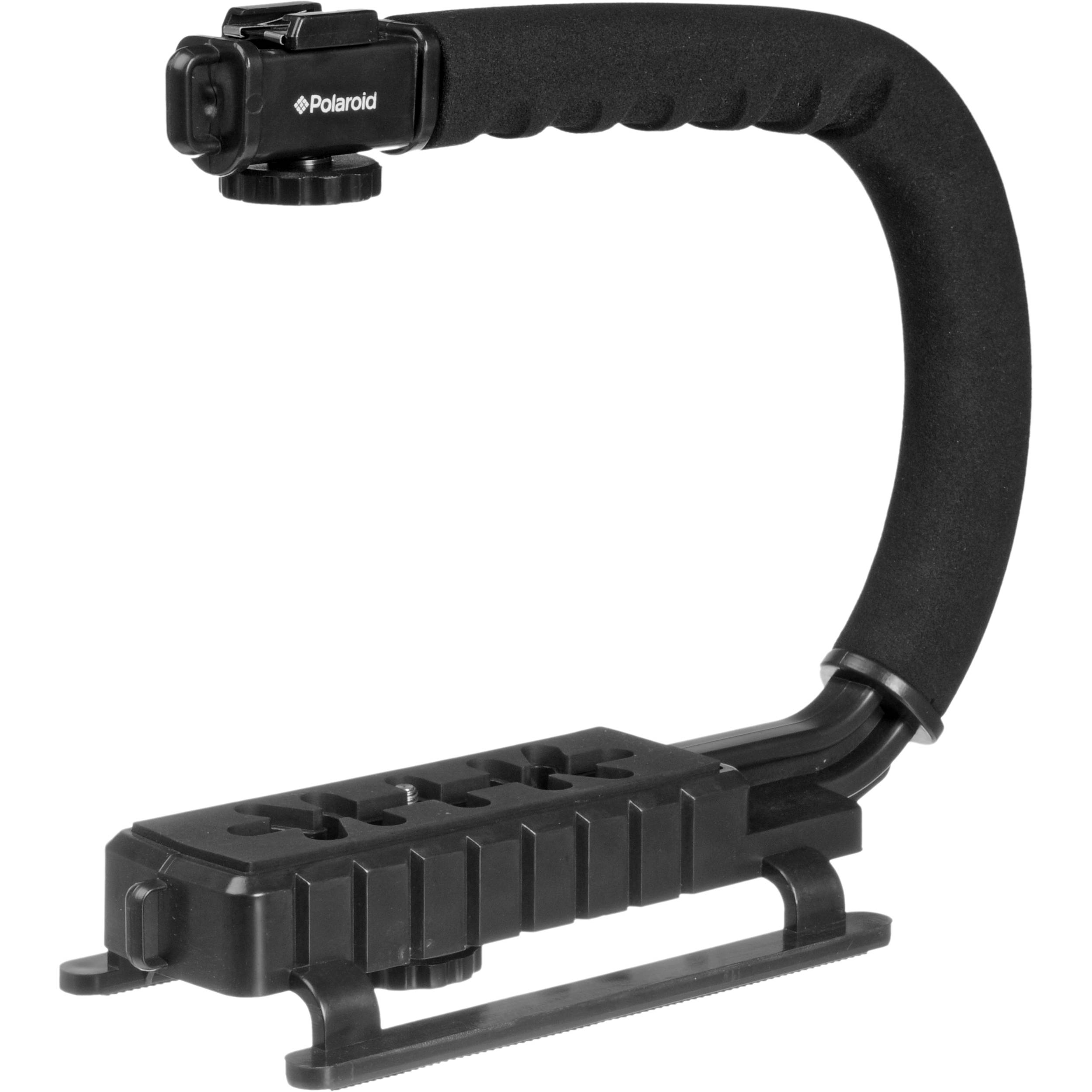 Polaroid Sure-Grip Camera Stabilizing Handle Mount PLSTA B&H