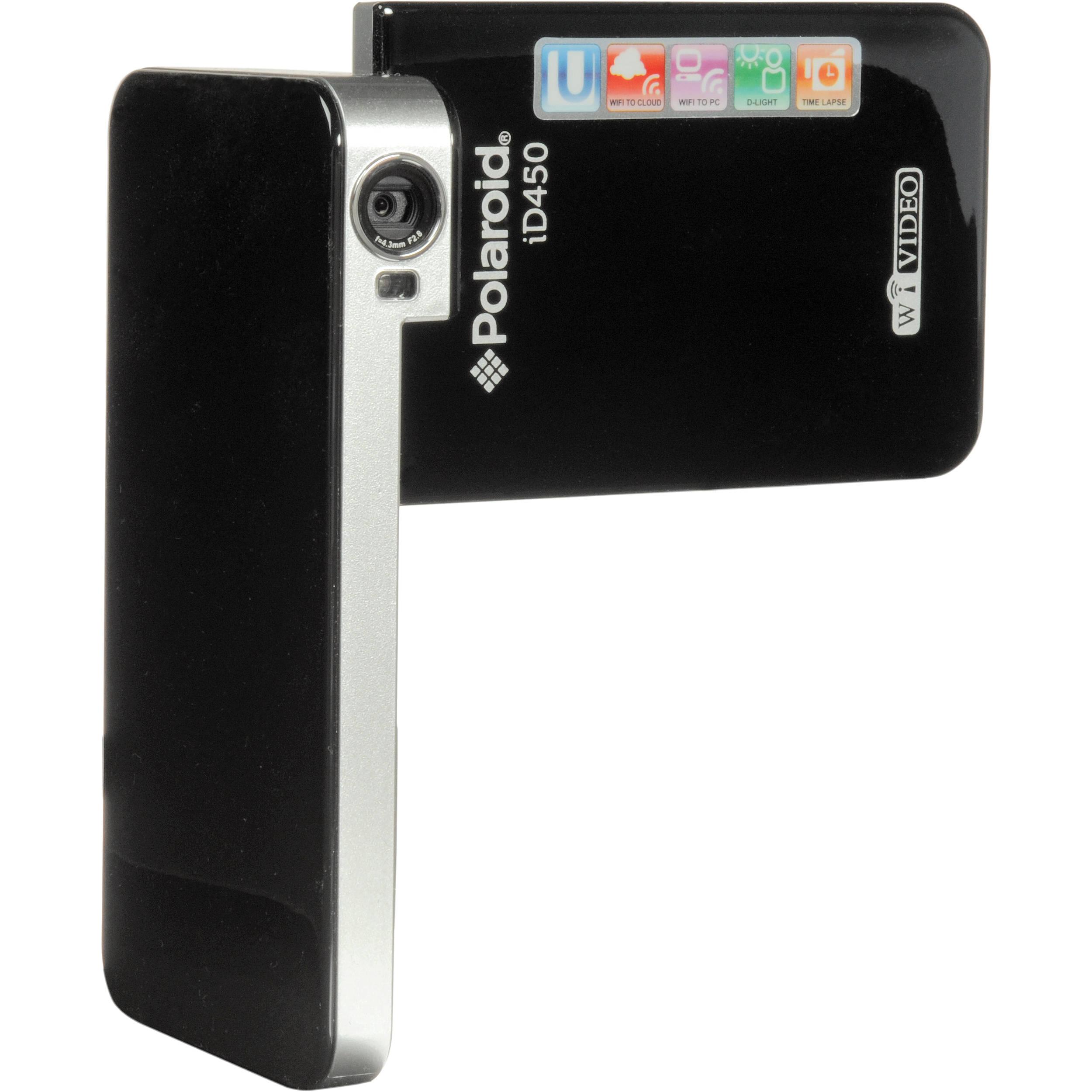 user manual polaroid camcorder