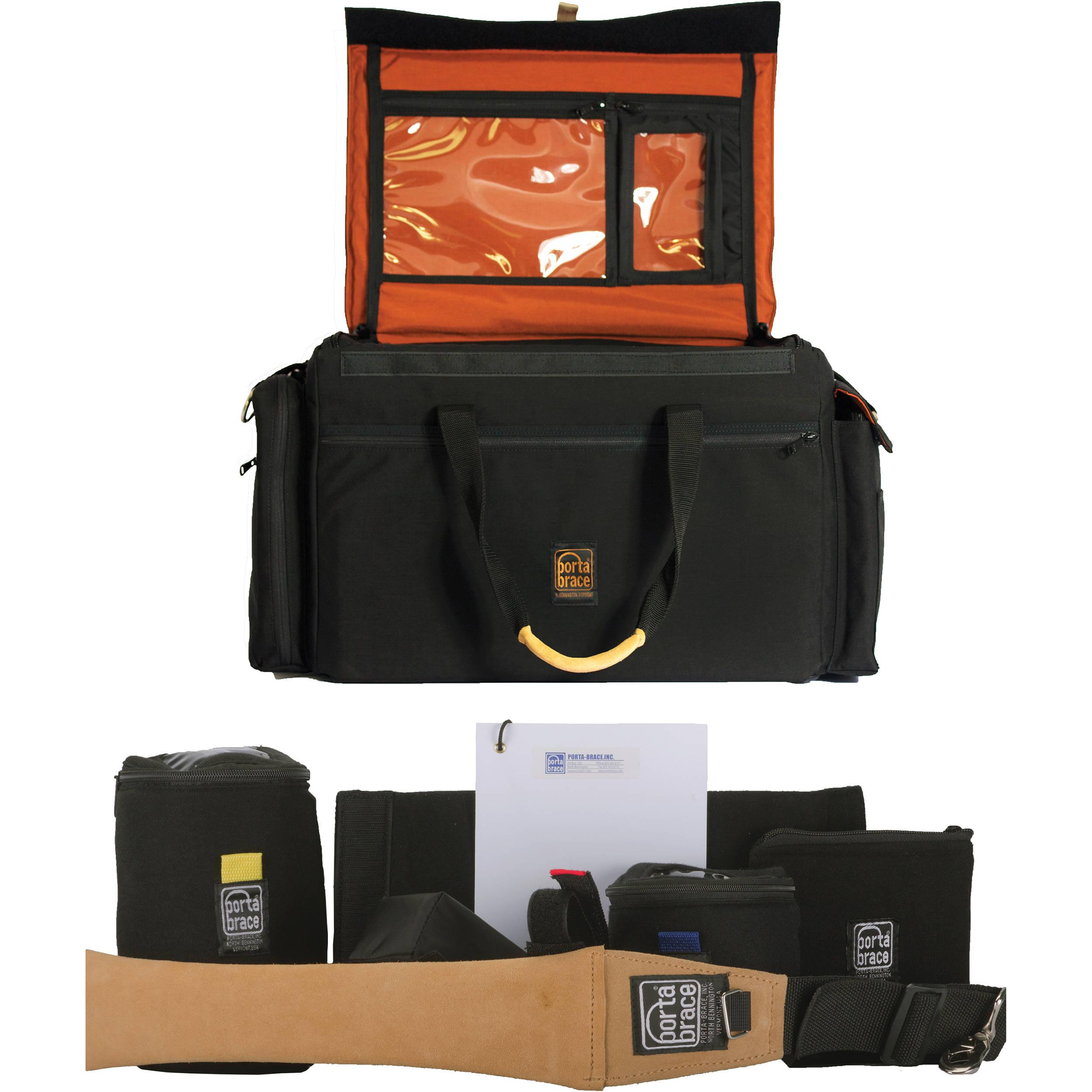502518297f Porta Brace RIG-3SRK Large RIG Camera Case and Interior RIG-3SRK