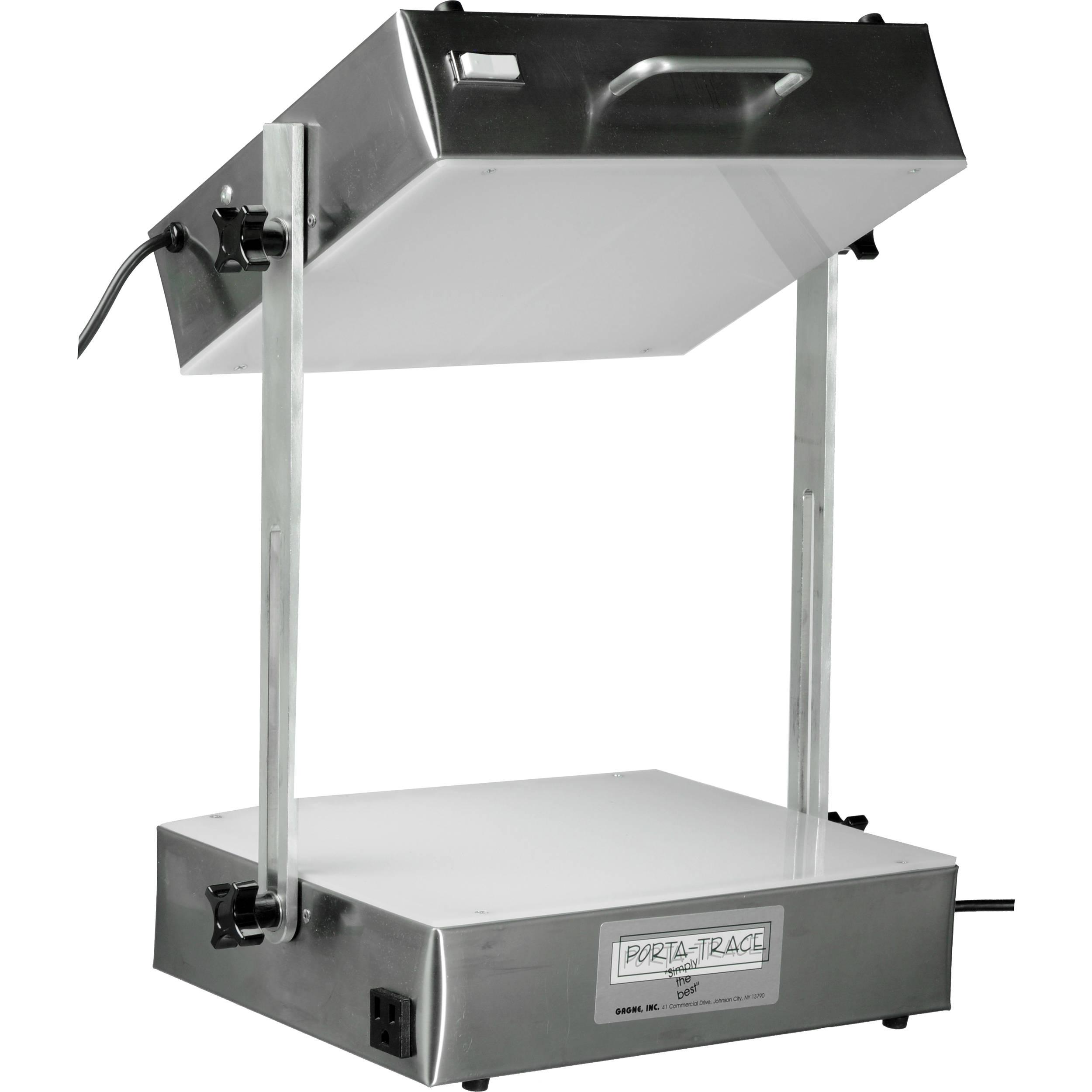 Portable Product Photography Studio With Lighting: Porta-Trace / Gagne Portable Photography Lighting PORTA-STUDIO