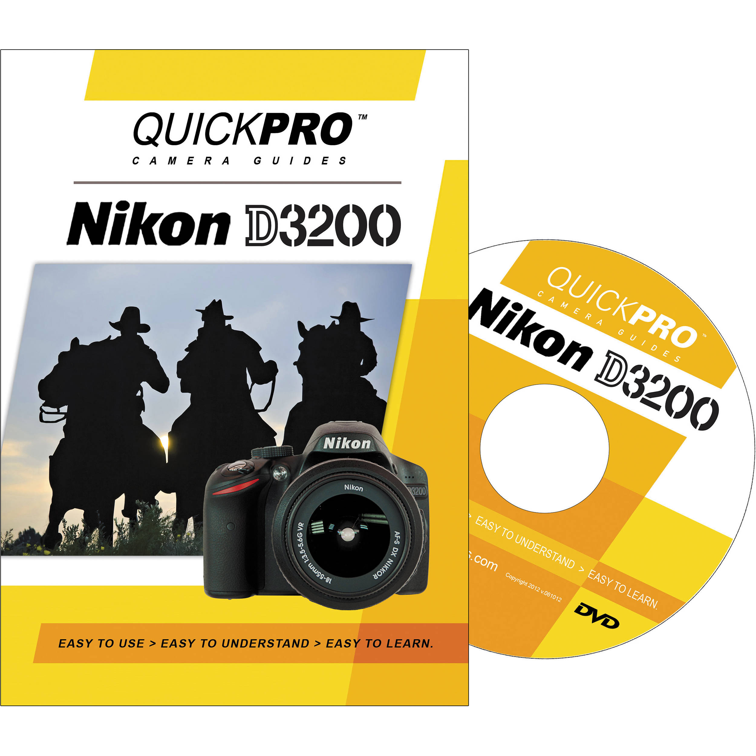 nikon d3200 instructional video