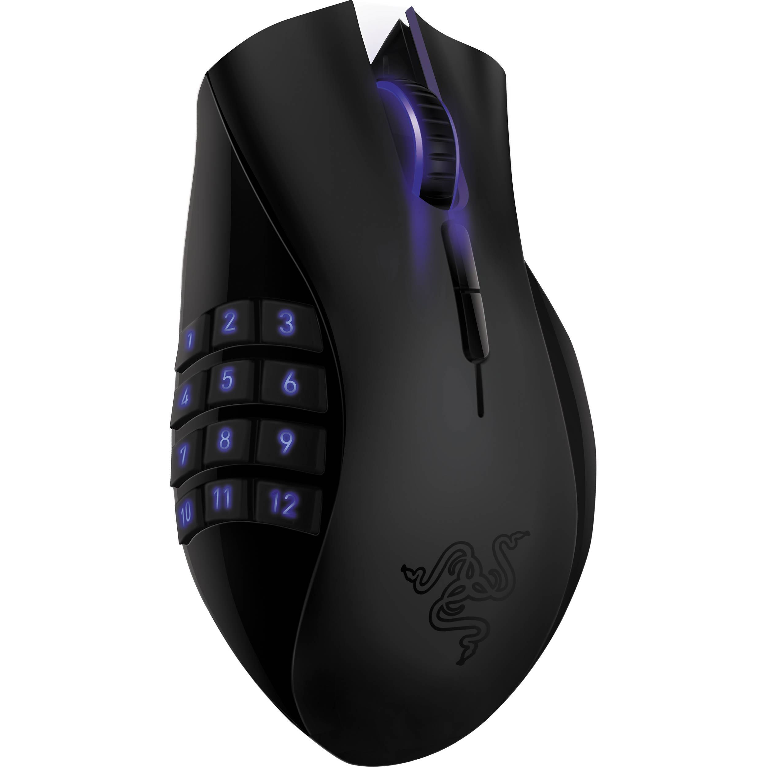 how to clean a razer naga mouse