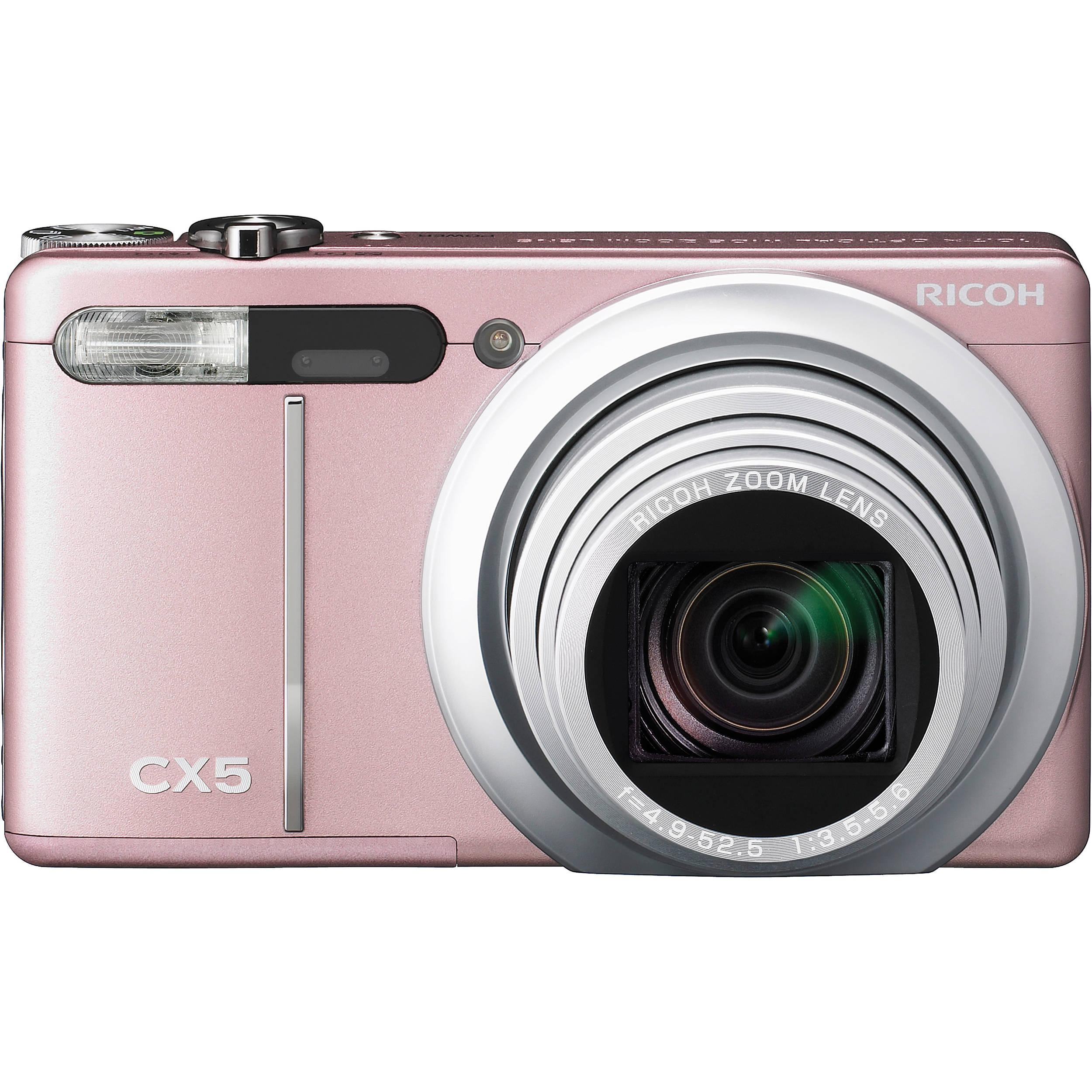 Ricoh CX5 Digital Camera Drivers Windows