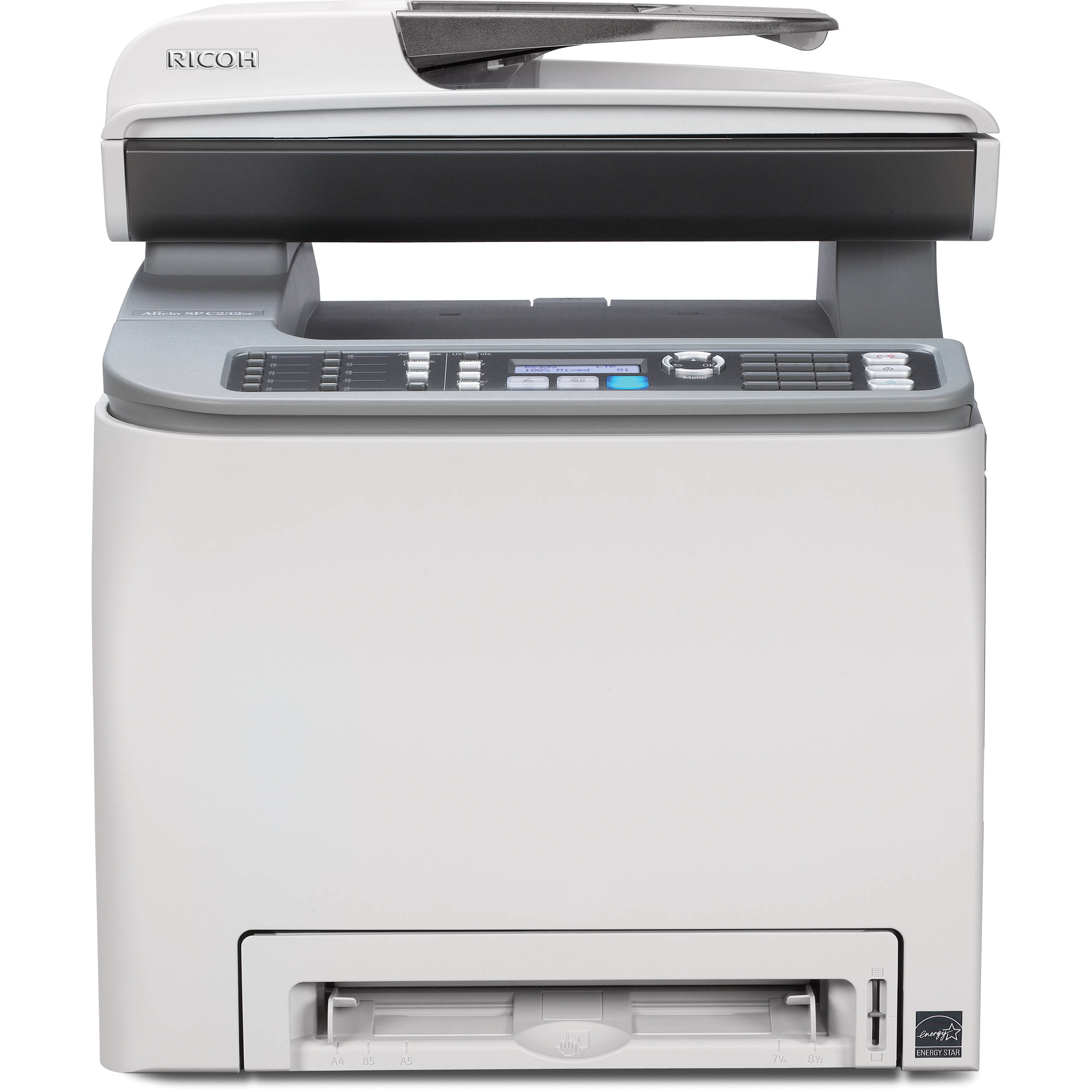 Ricoh Aficio SP C231SF Multifunction DDST Printer Driver FREE