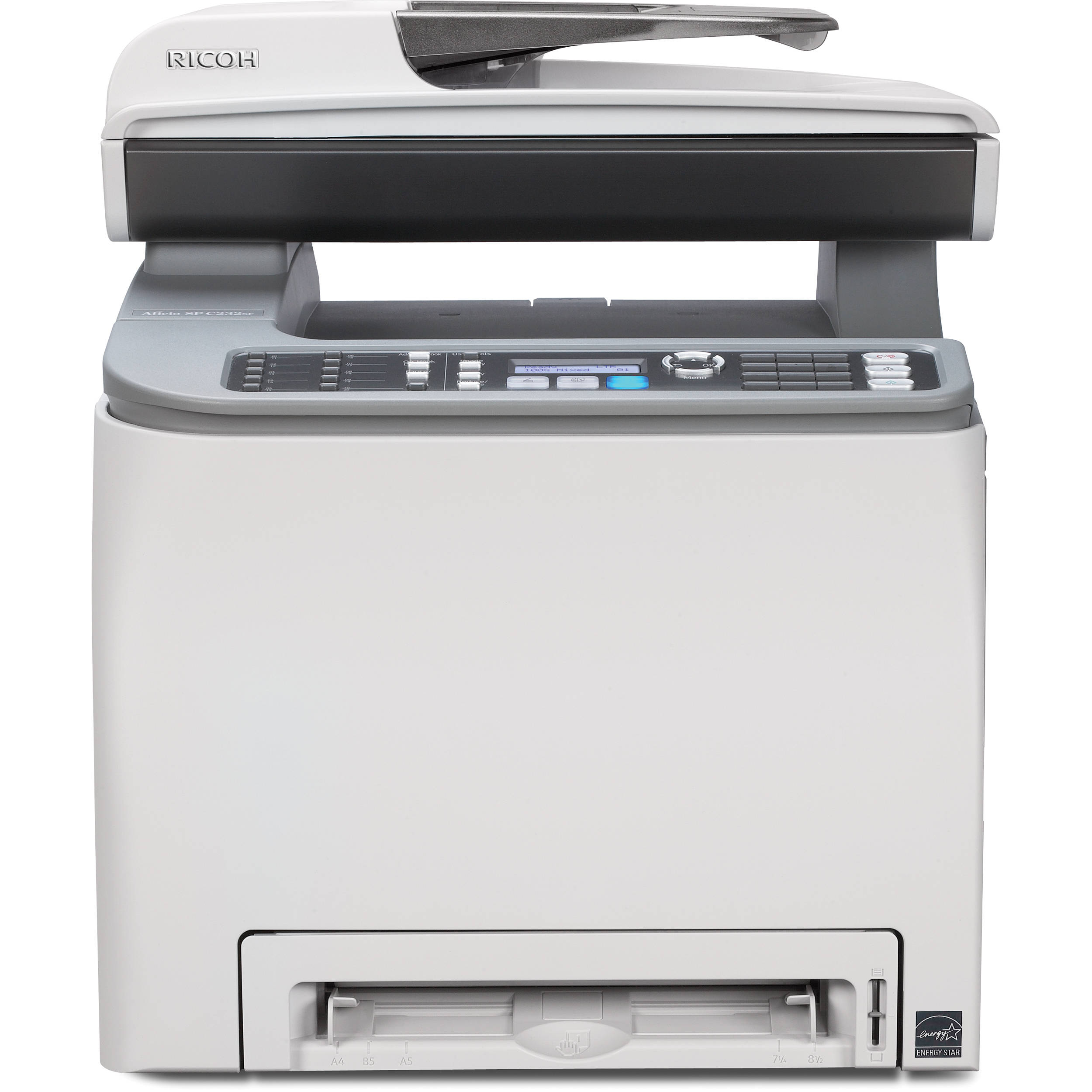 Driver UPDATE: Ricoh Aficio SP C232SF Multifunction USB TWAIN/WIA